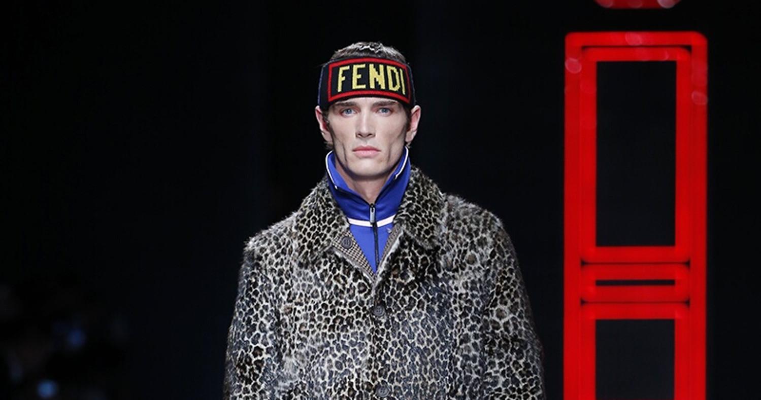 Fendi Fashion Show FW 2017 Milan