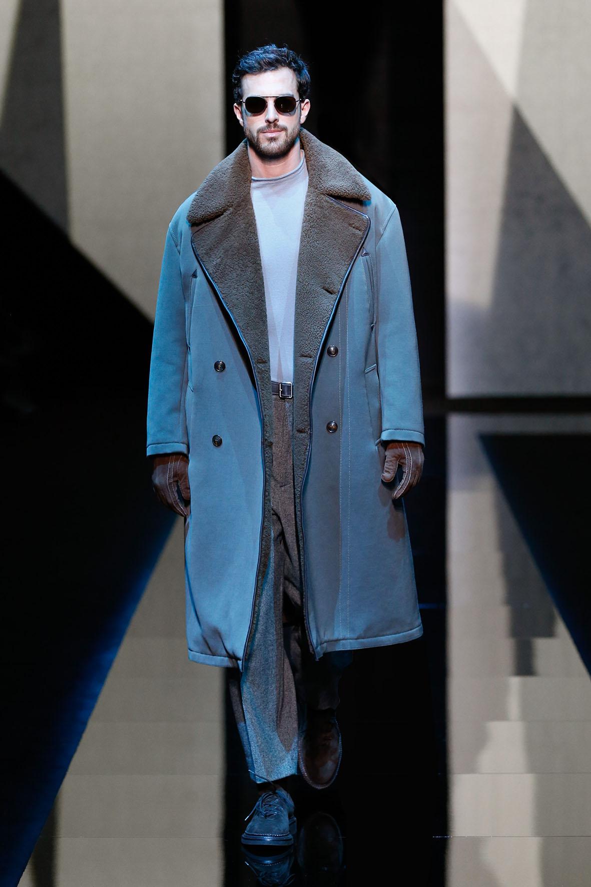 Giorgio Armani Style