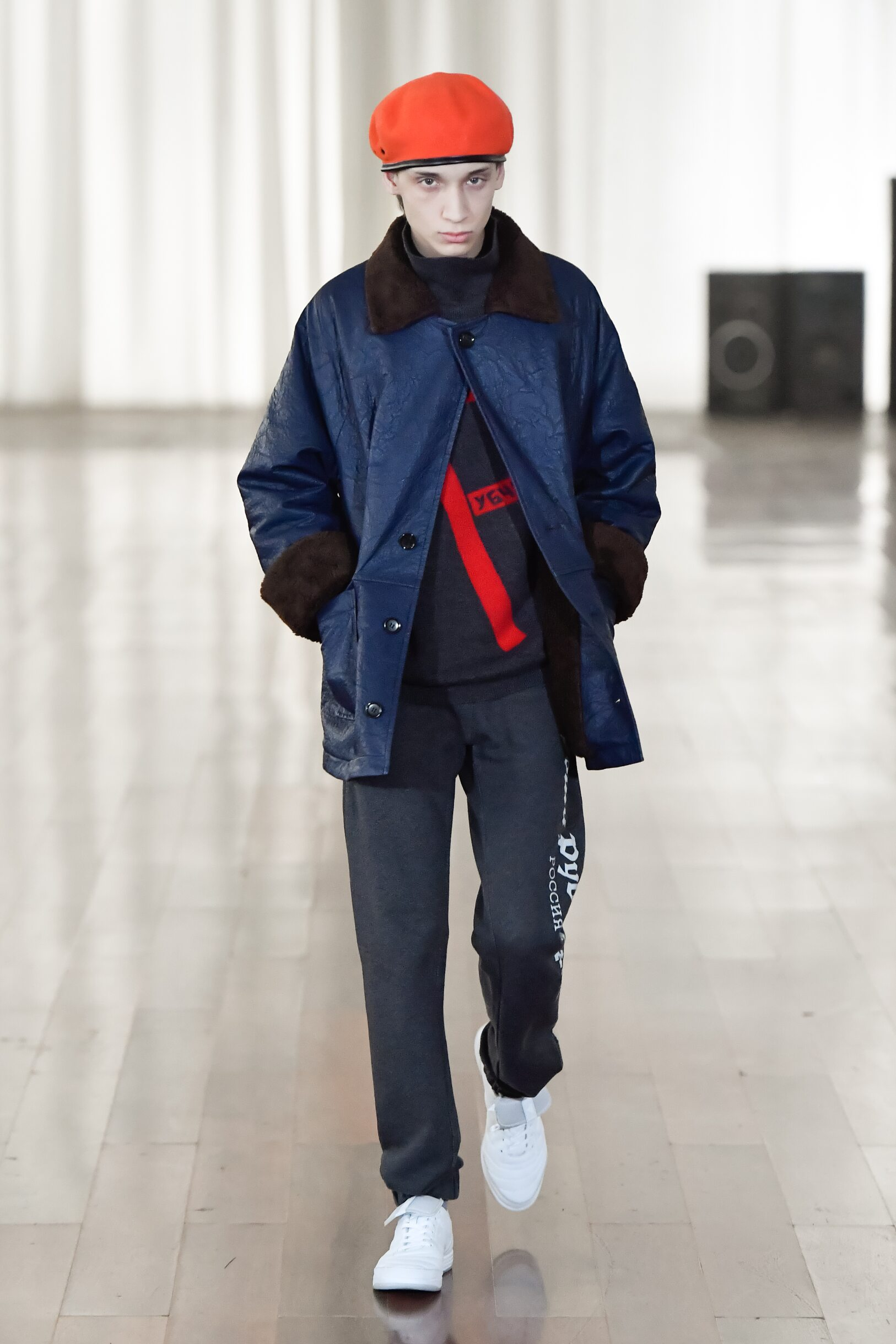 Gosha Rubchinskiy Fall Winter 2017 Men S Collection The