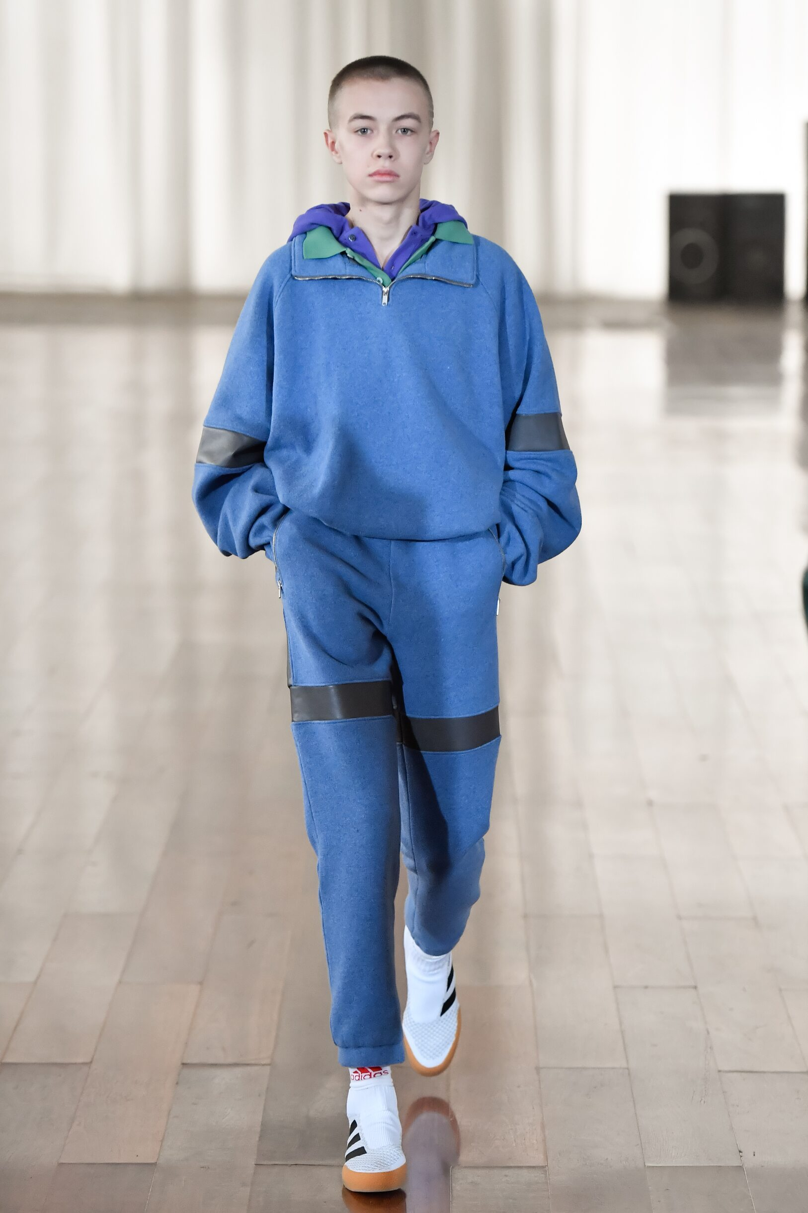 Gosha Rubchinskiy Fall Winter 2017 Mens Collection Kaliningrad