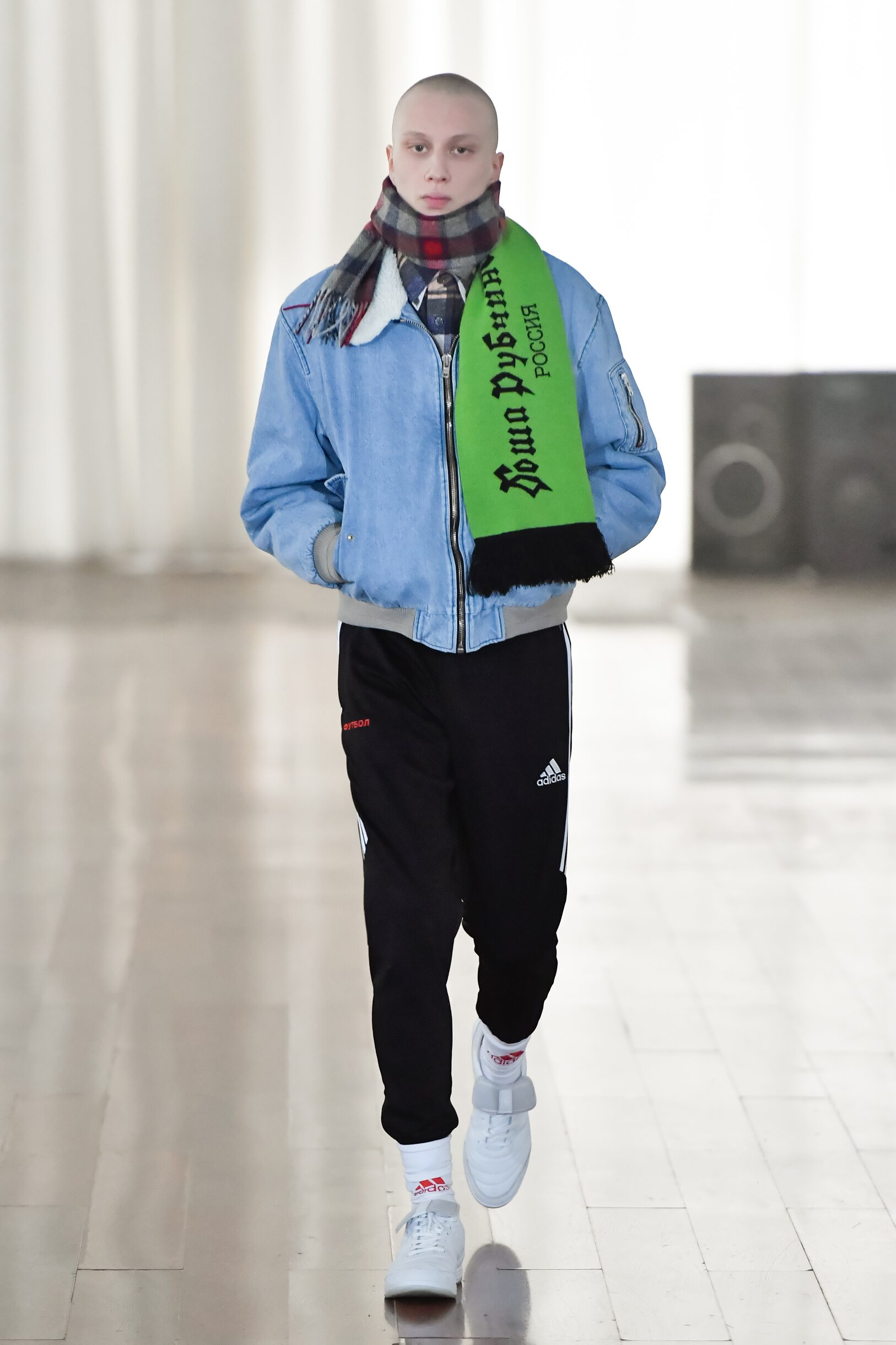 gosha rubchinskiy fall winter 2017 men u2019s collection