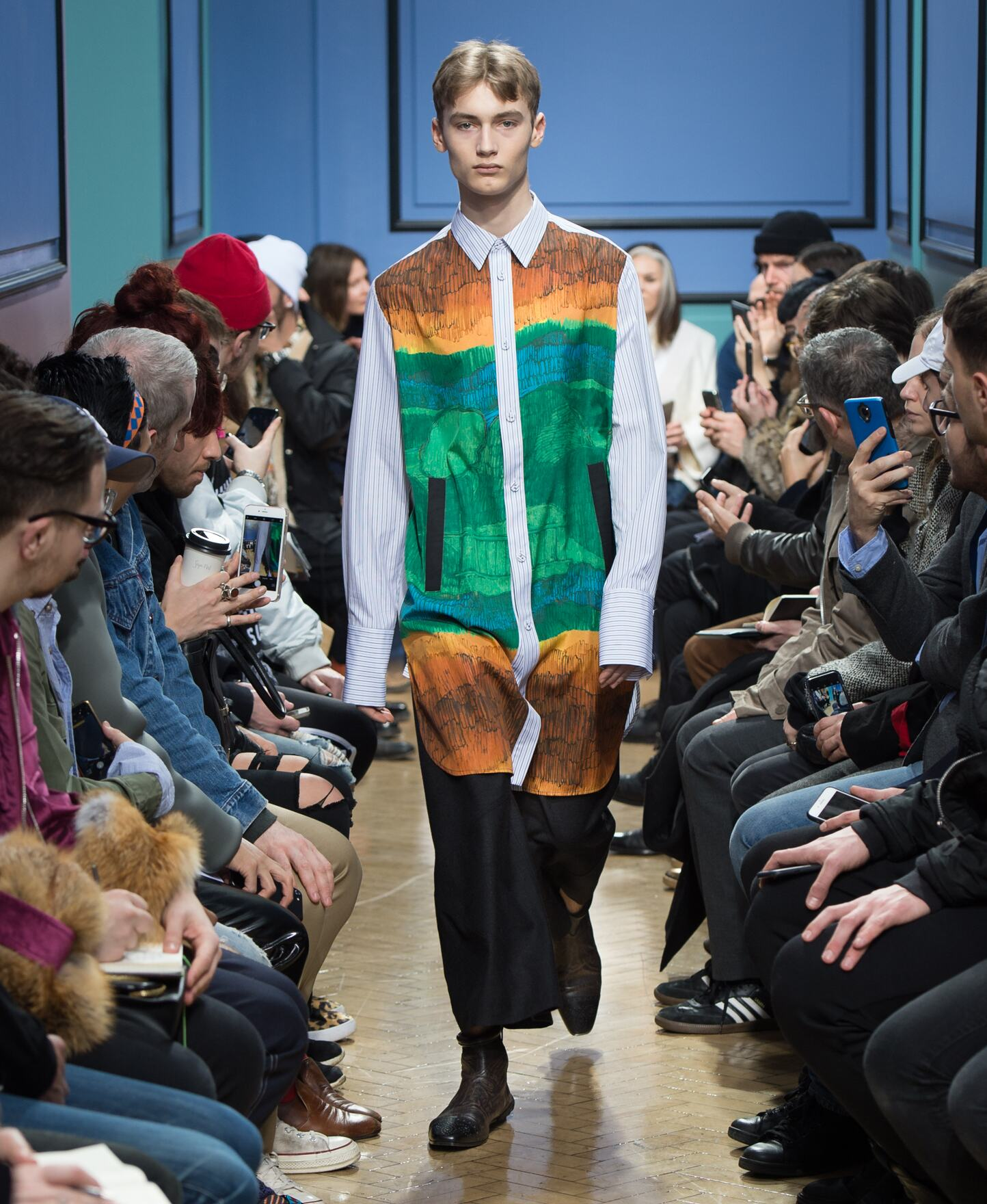 J.W Anderson Fall Winter 2017 Mens Collection London Fashion Week