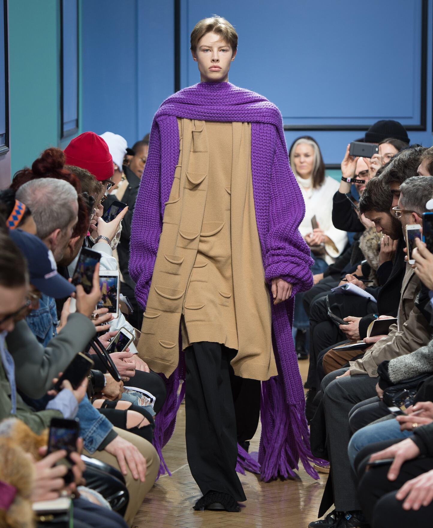 J.W Anderson Fashion Show