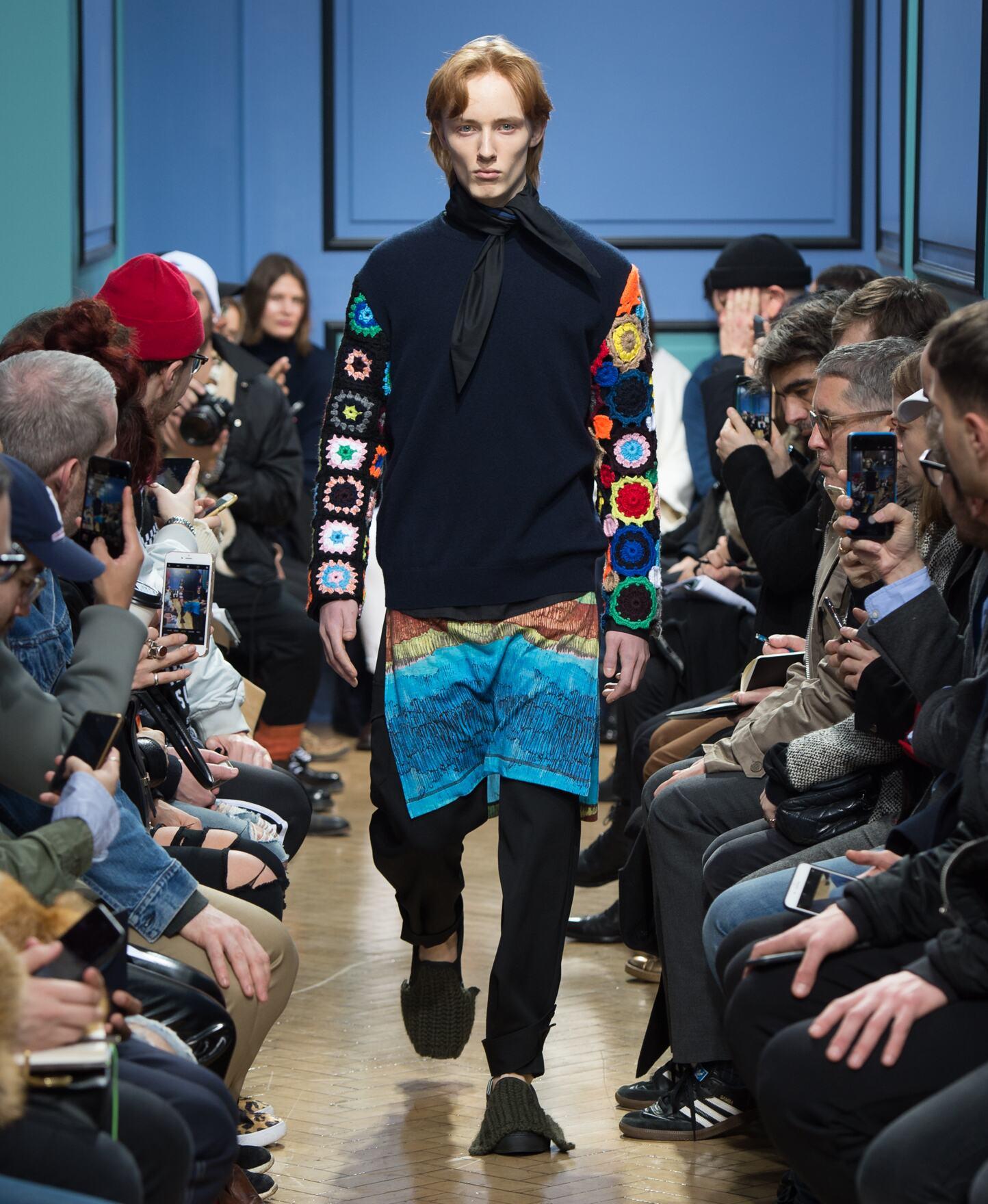 J.W Anderson London Fashion Week Menswear