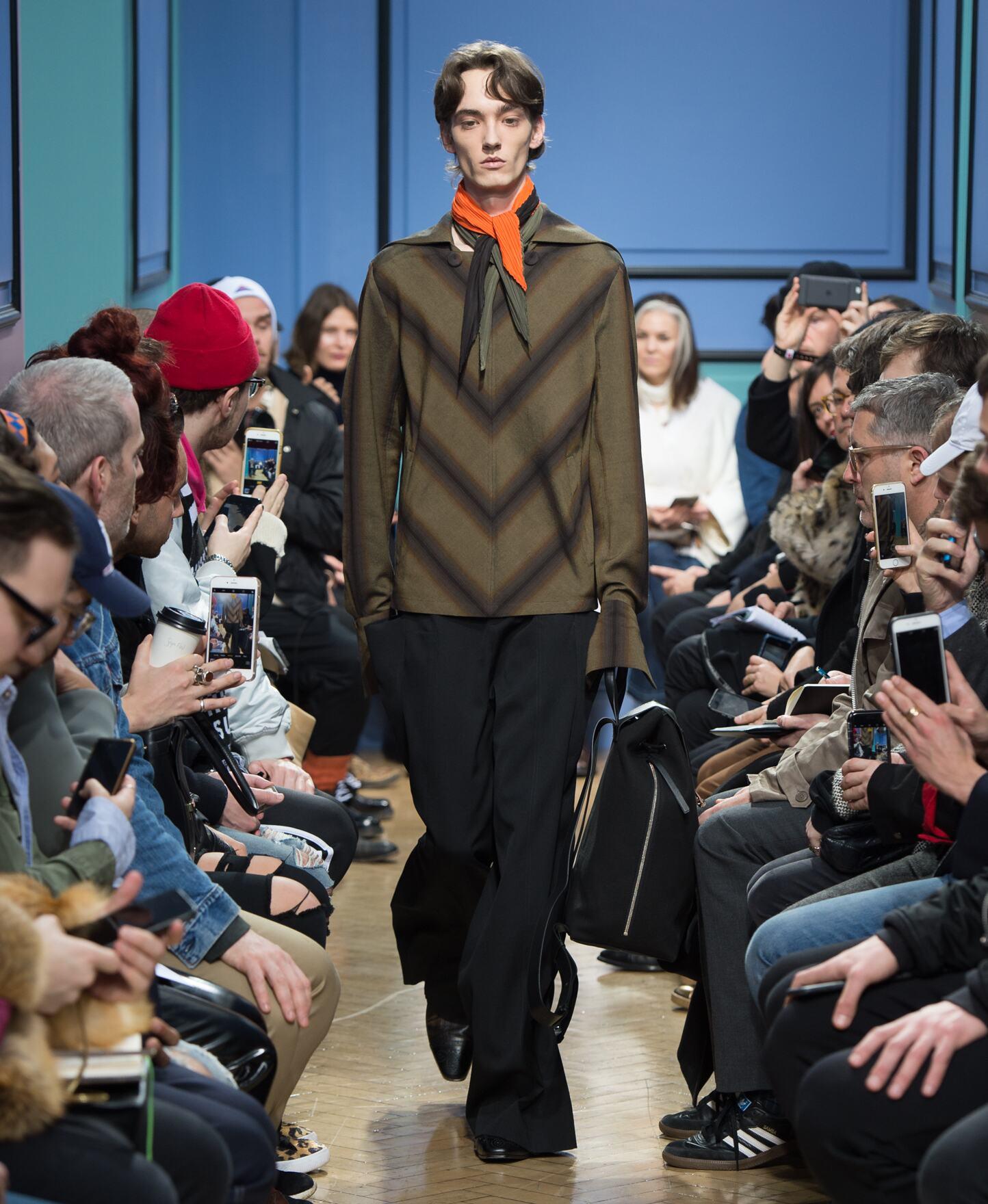 J.W Anderson London Fashion Week