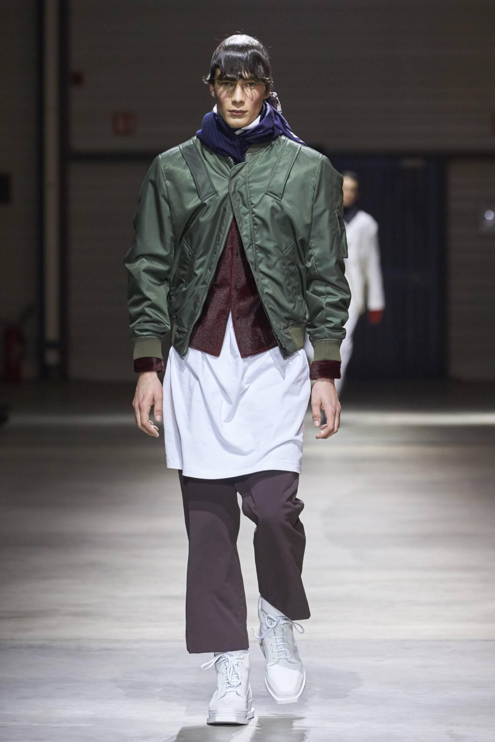 Kenzo 2017-18 Menswear