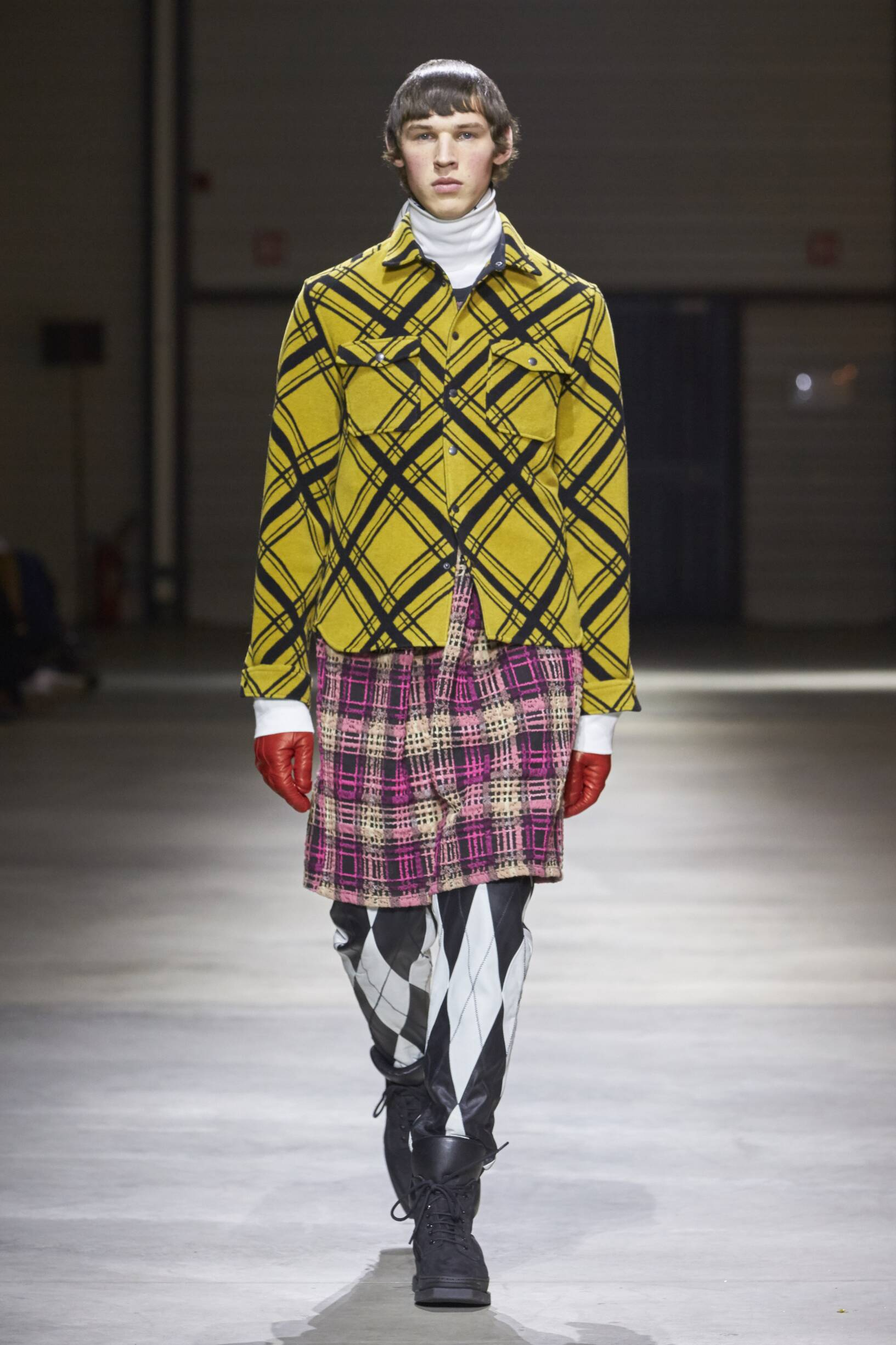 Kenzo 2017-2018 Menswear