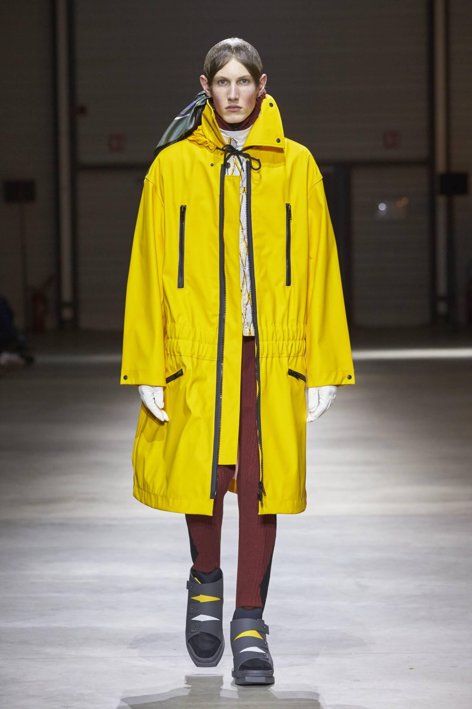 Kenzo FW 2017 Menswear