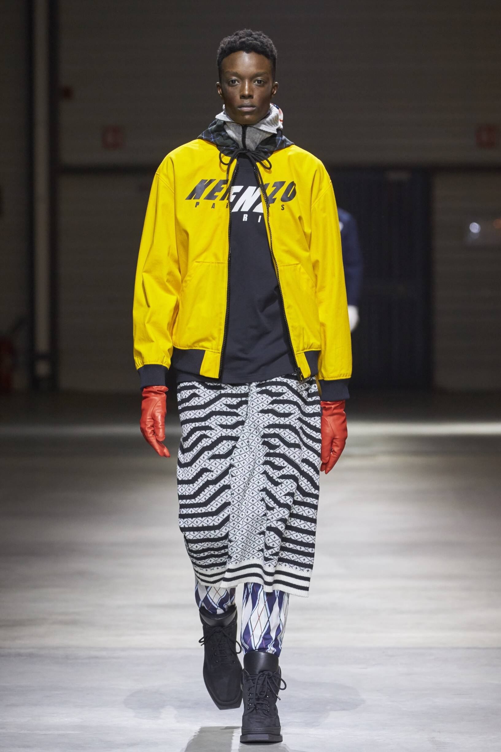 KENZO FALL WINTER 2017-18 COLLECTION | The Skinny Beep