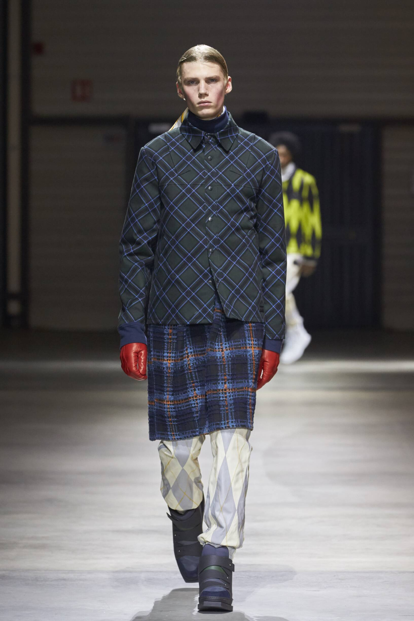 Kenzo Fall Winter 2017 Mens Collection