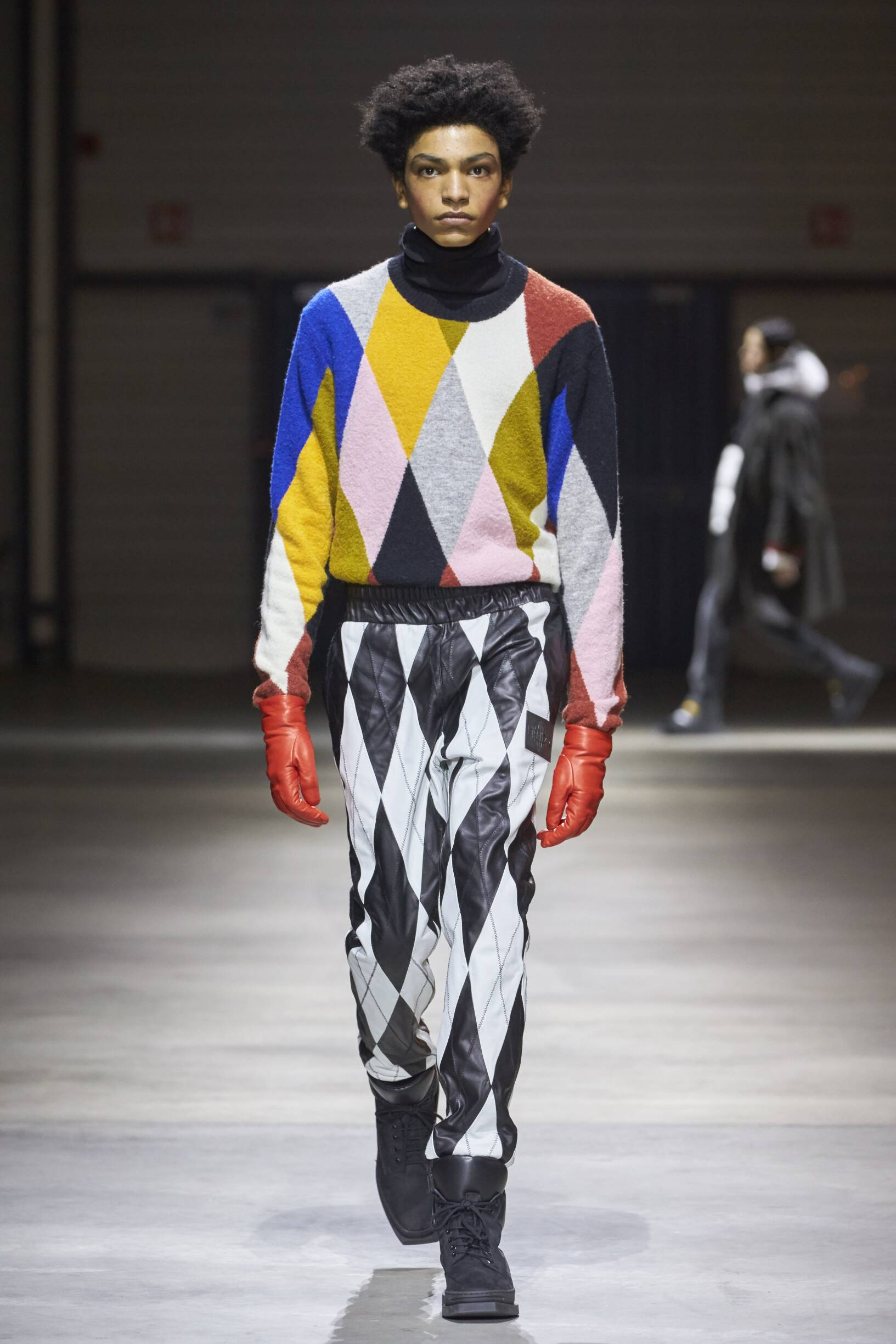 Kenzo Man Fashion Style