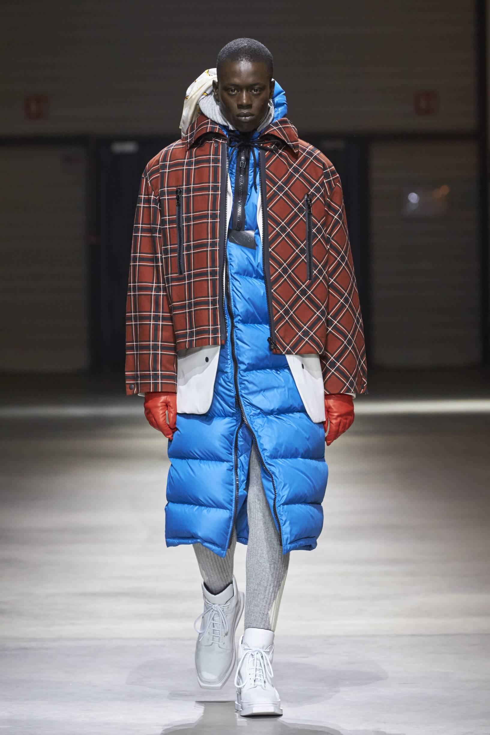 Kenzo Man Paris Fashion Week