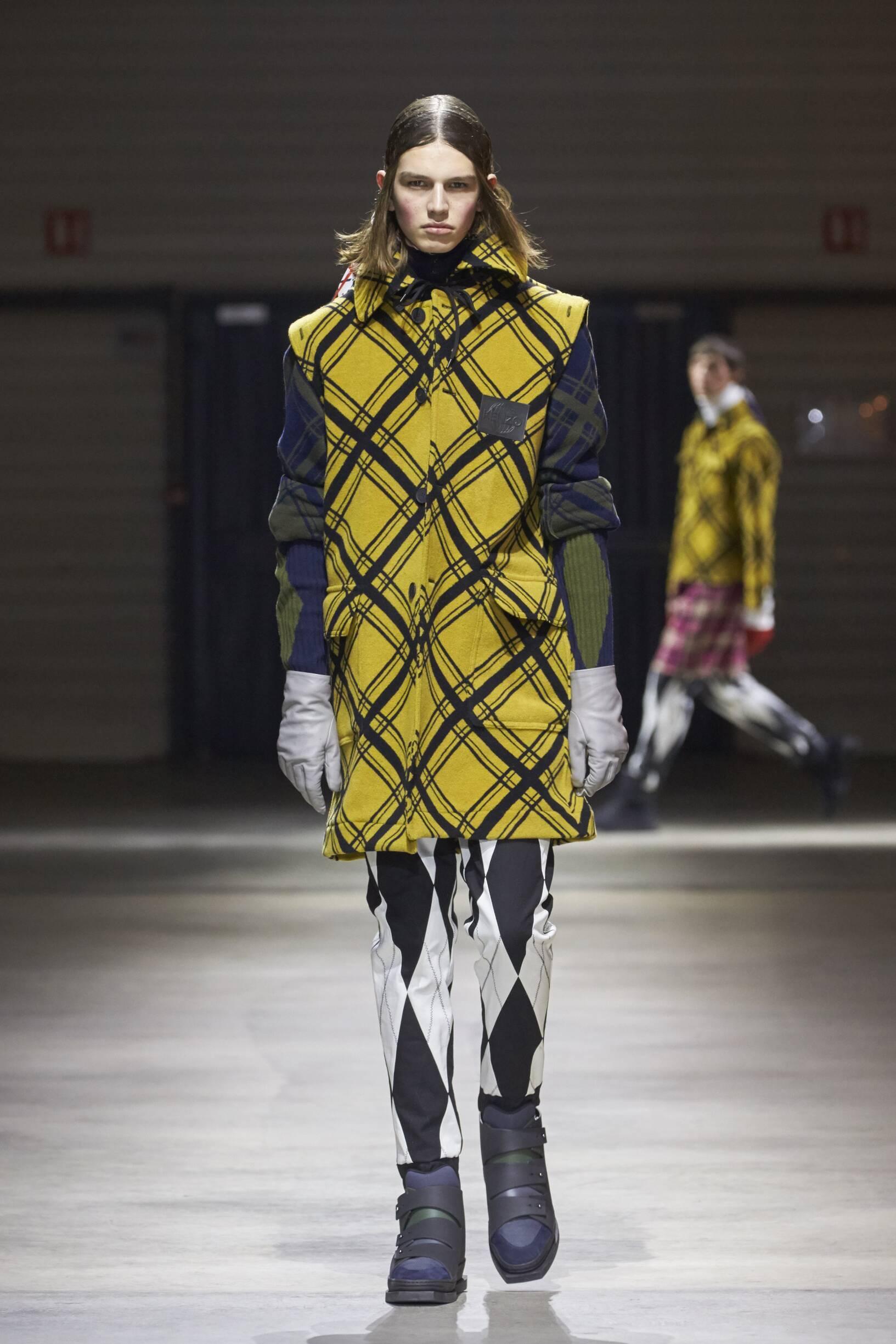 Kenzo Mens Fashion Show