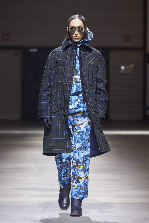 Kenzo Paris Fashion Week Menswear