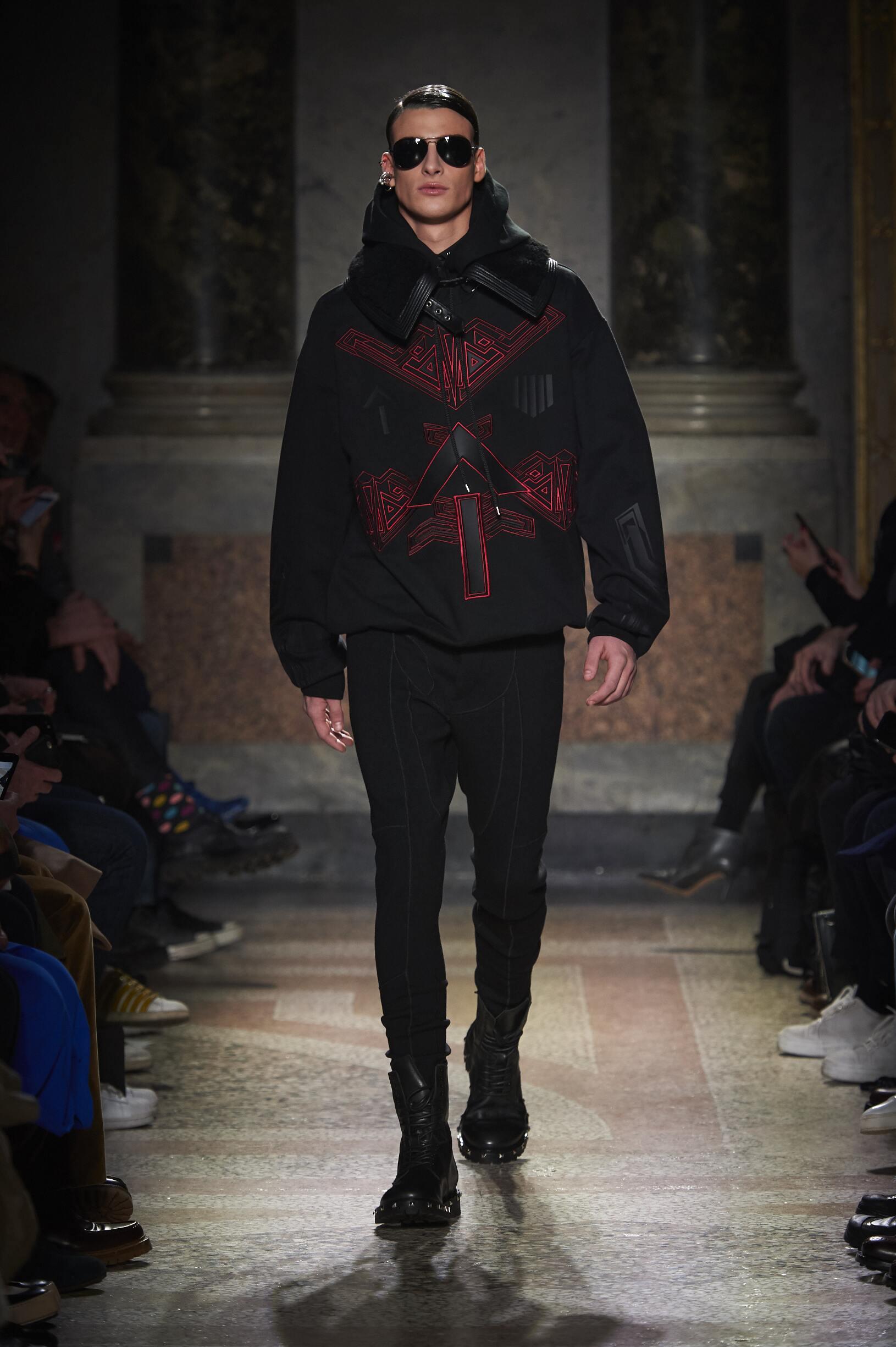 Les Hommes FW 2017 Menswear