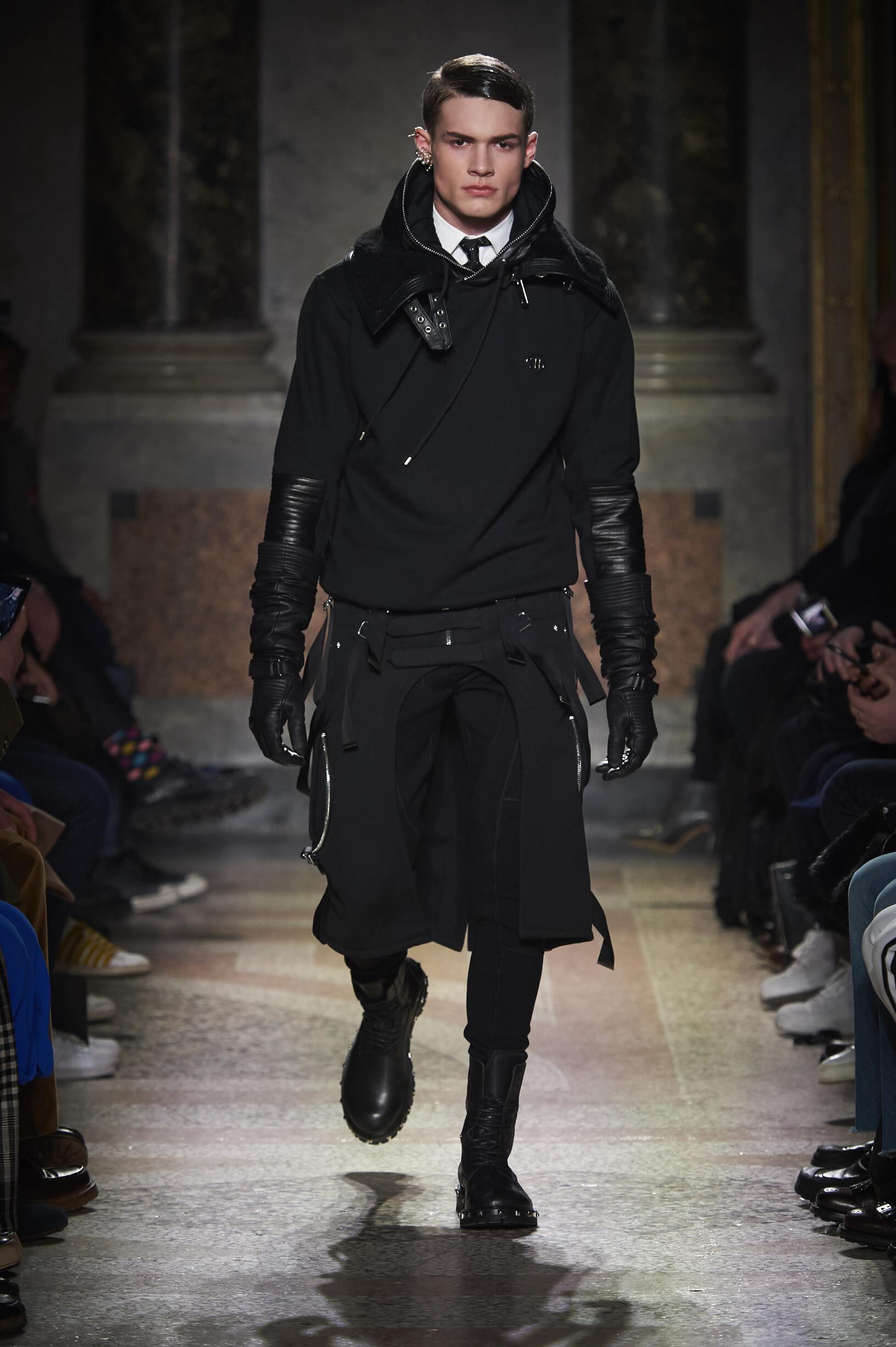 Les Hommes Fall Winter 2017 Mens Collection Milan Fashion Week