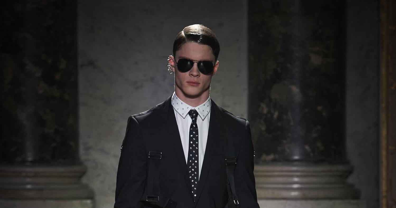 Les Hommes Fashion Show FW 2017 Milan