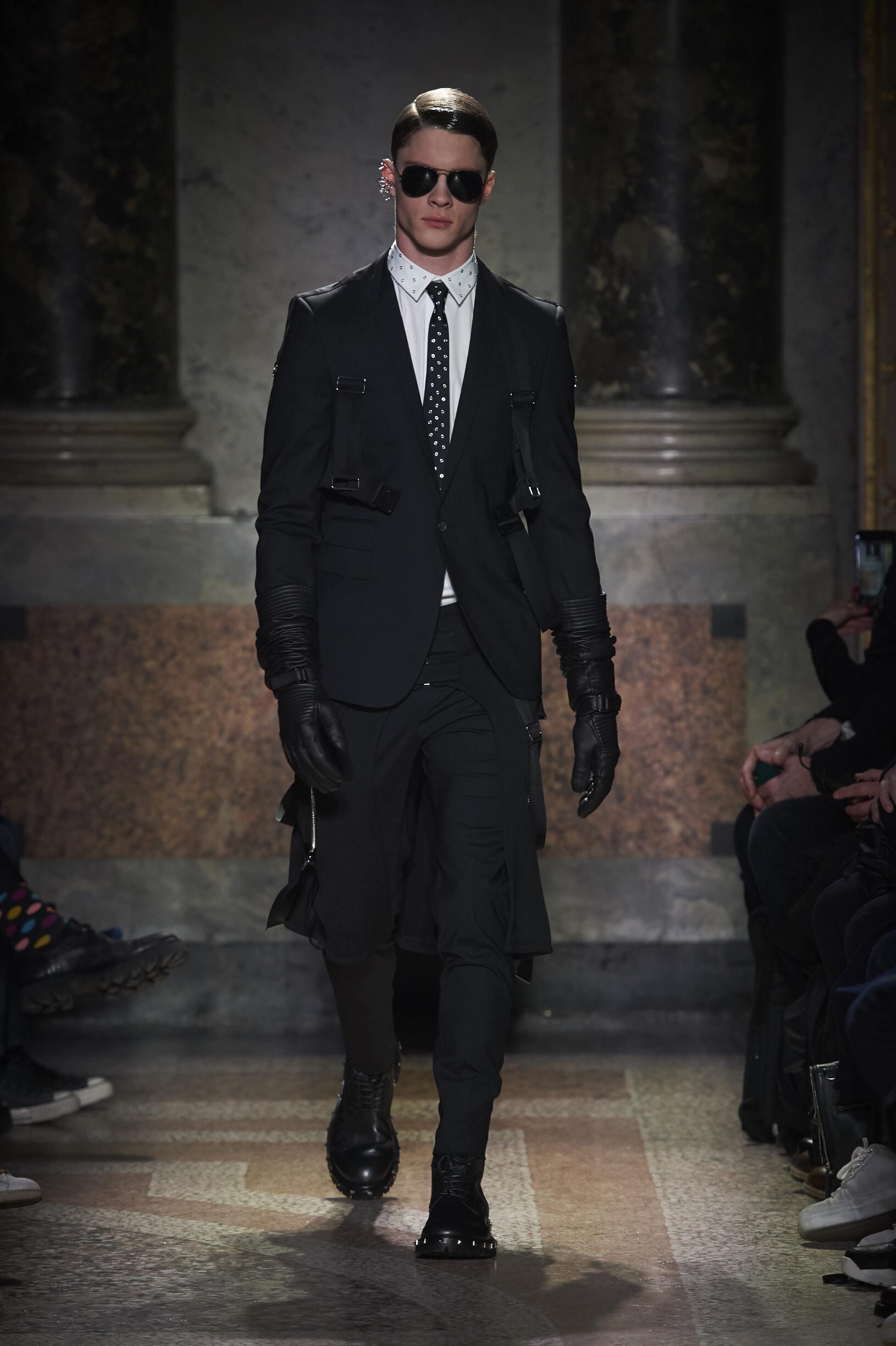 Les Hommes Fashion Show FW 2017