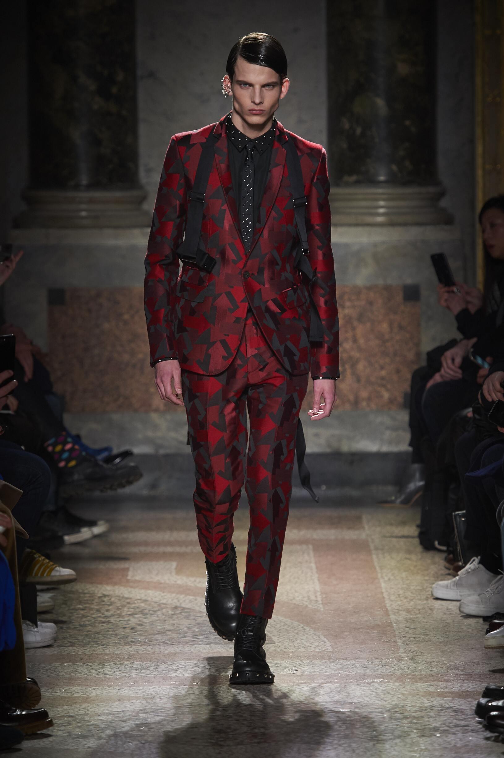 Les Hommes Milan Fashion Week
