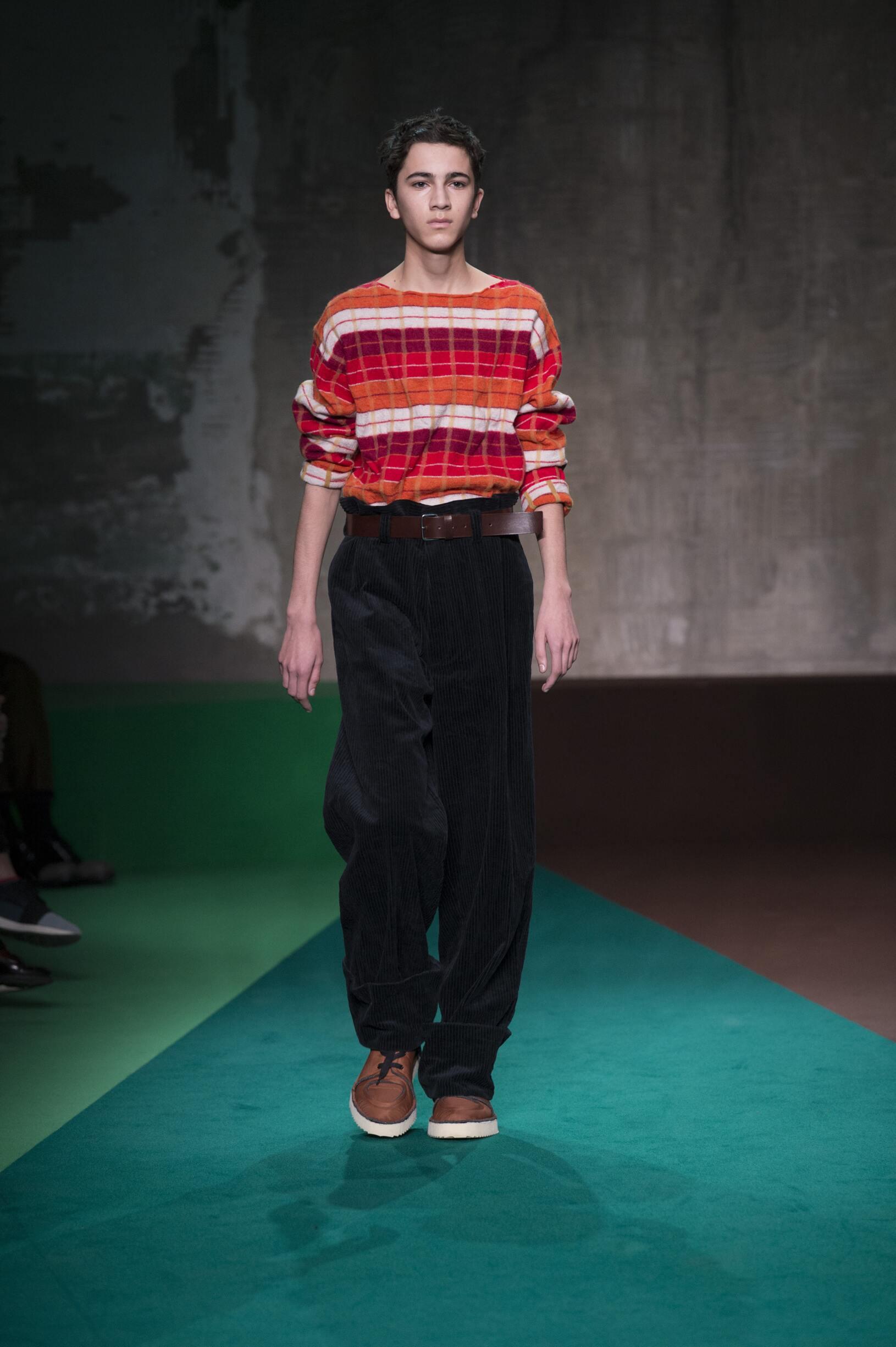 Marni FW 2017 Menswear