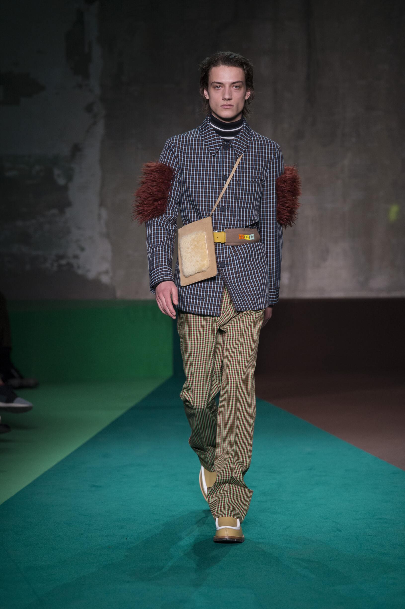 Marni Fall 2018 Catwalk