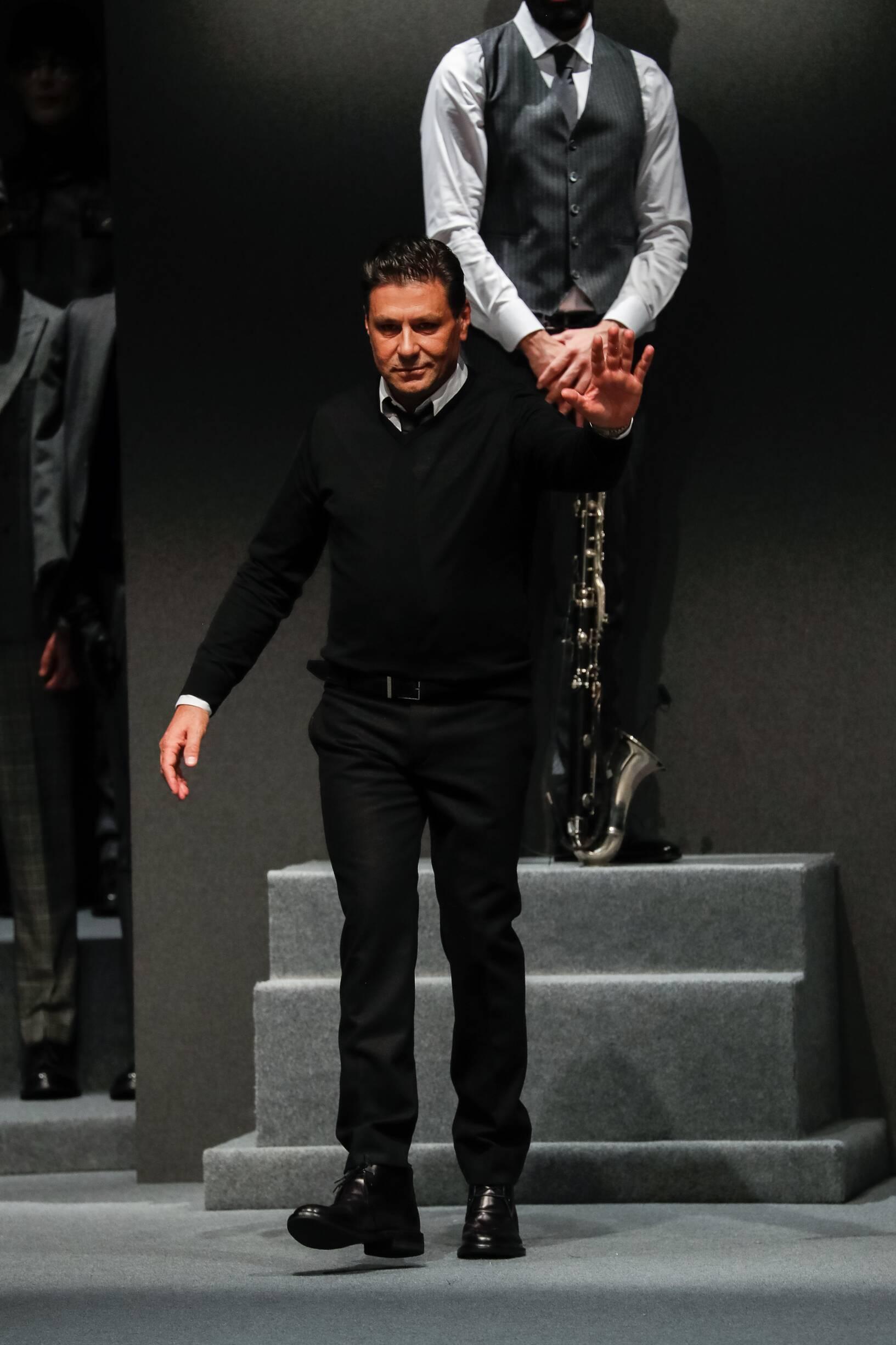 Menswear FW Daks 2017