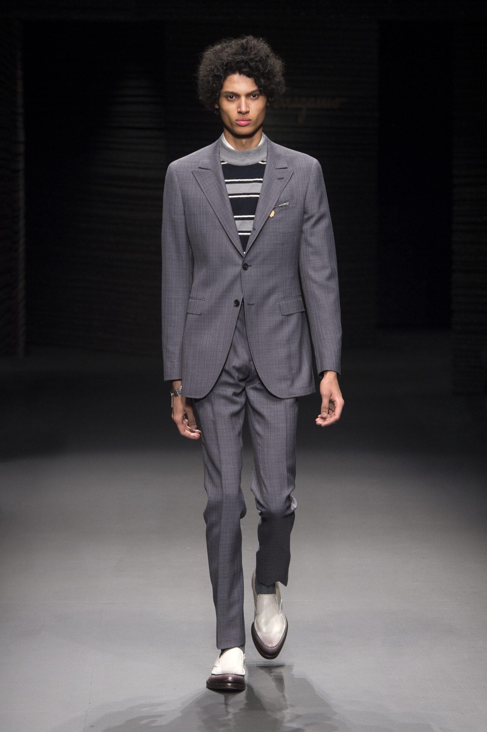 Menswear FW Salvatore Ferragamo 2017