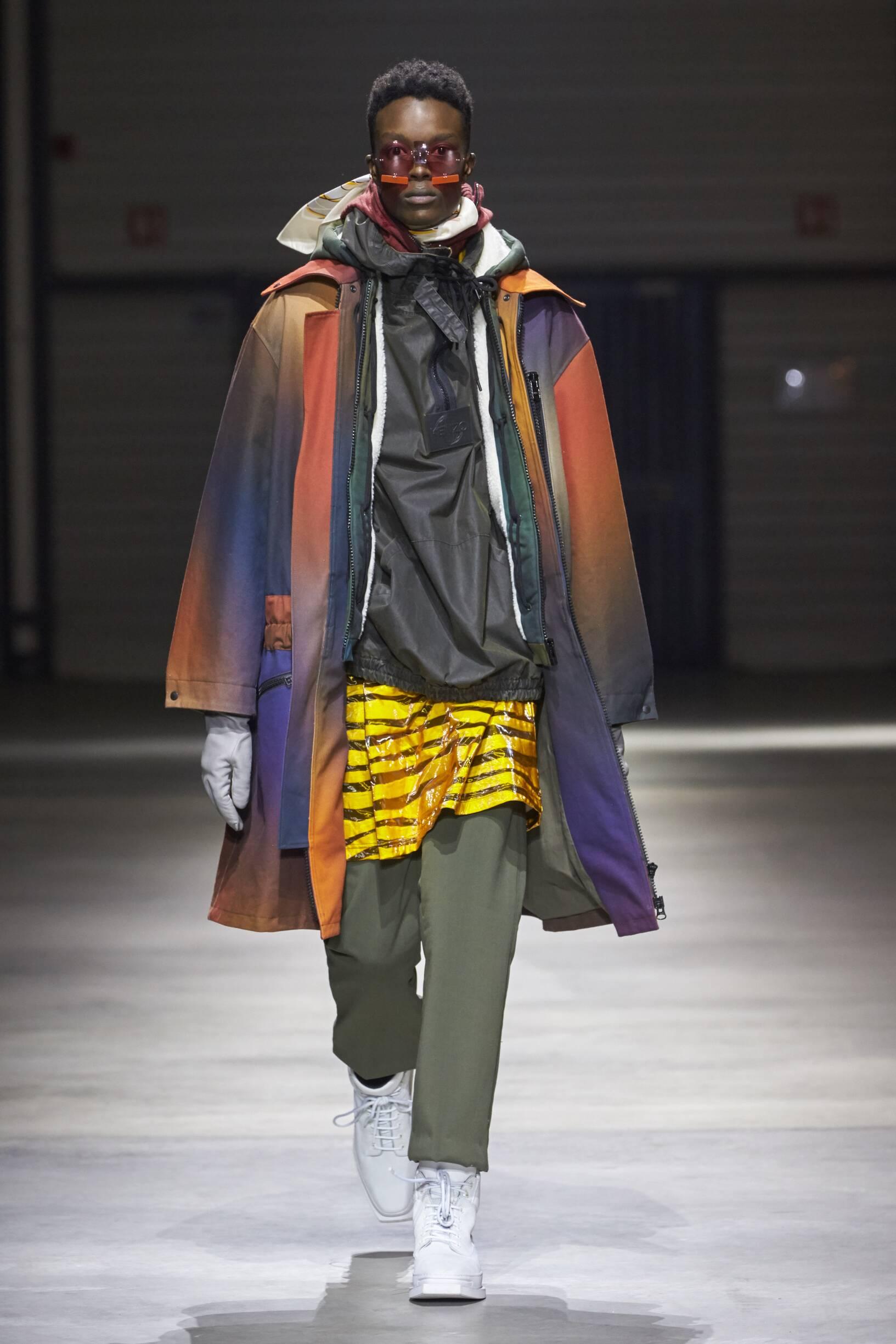 Menswear Fall Kenzo 2017