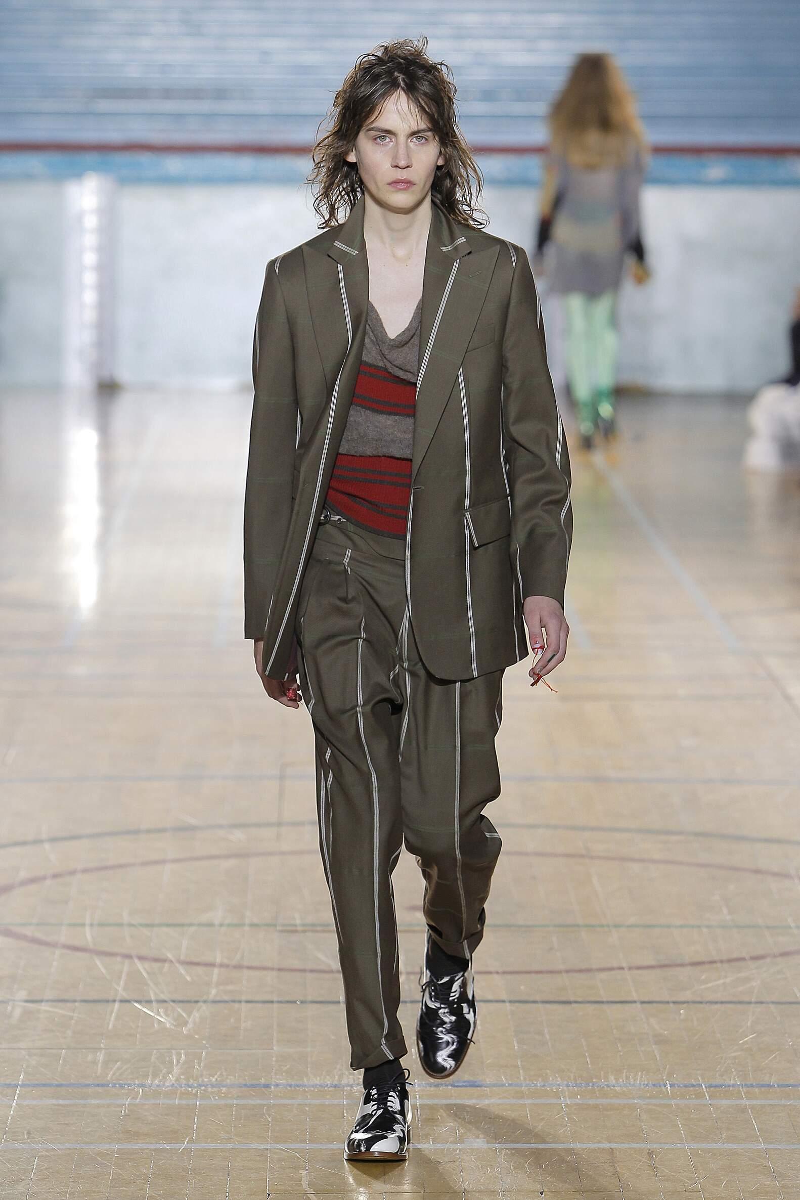 Menswear Winter Vivienne Westwood 2017