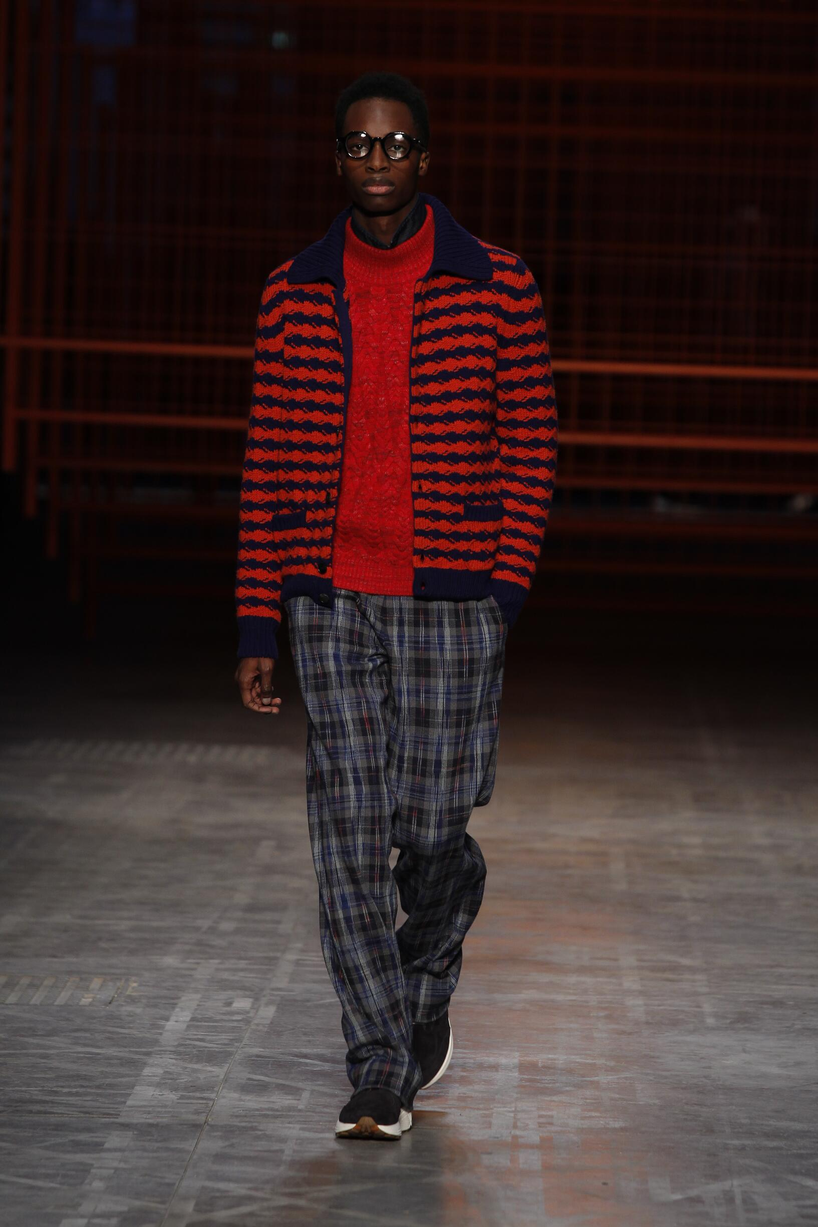 Missoni Fall Winter 2017 Mens Collection Milan Fashion Week
