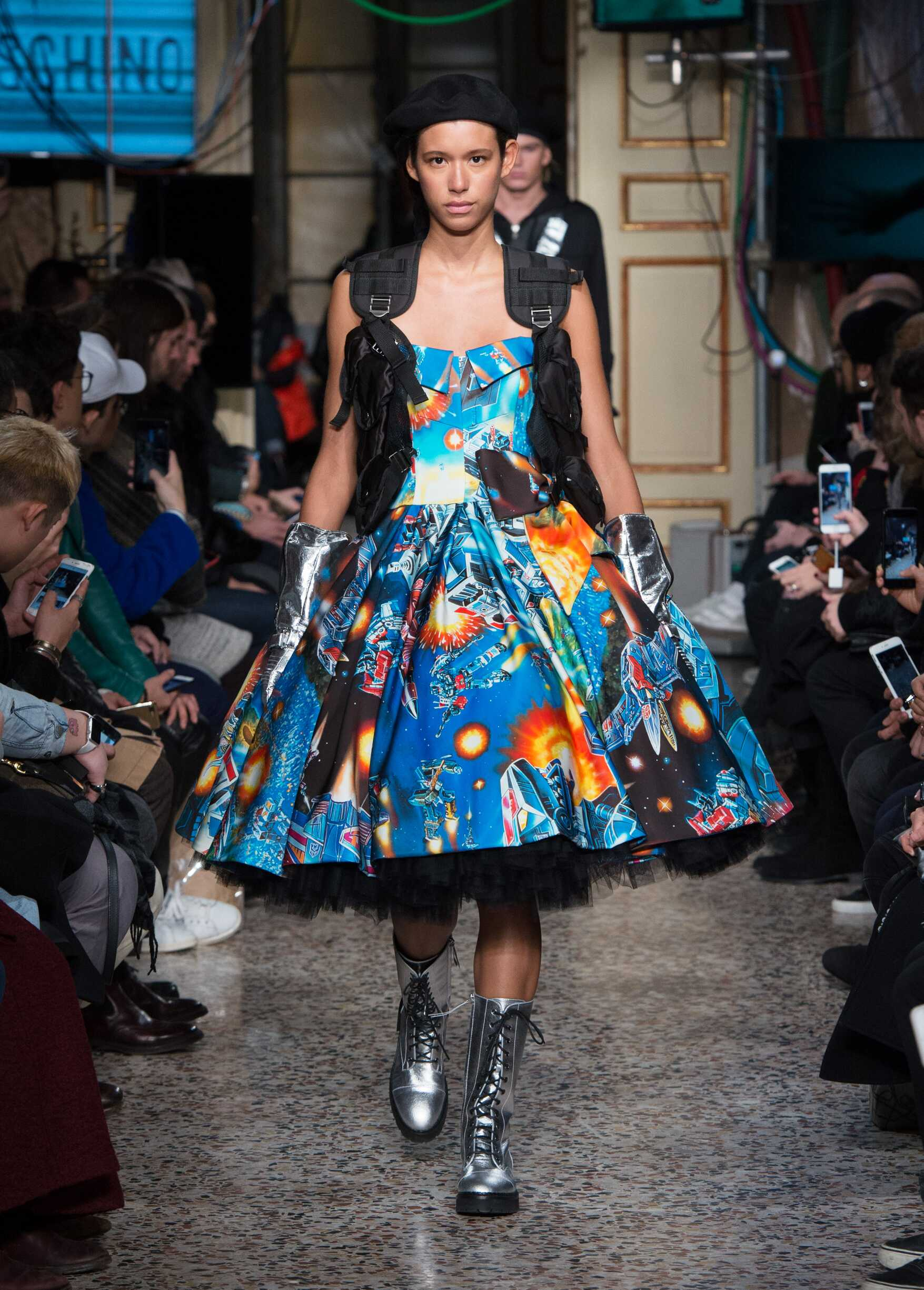 Moschino Catwalk Woman