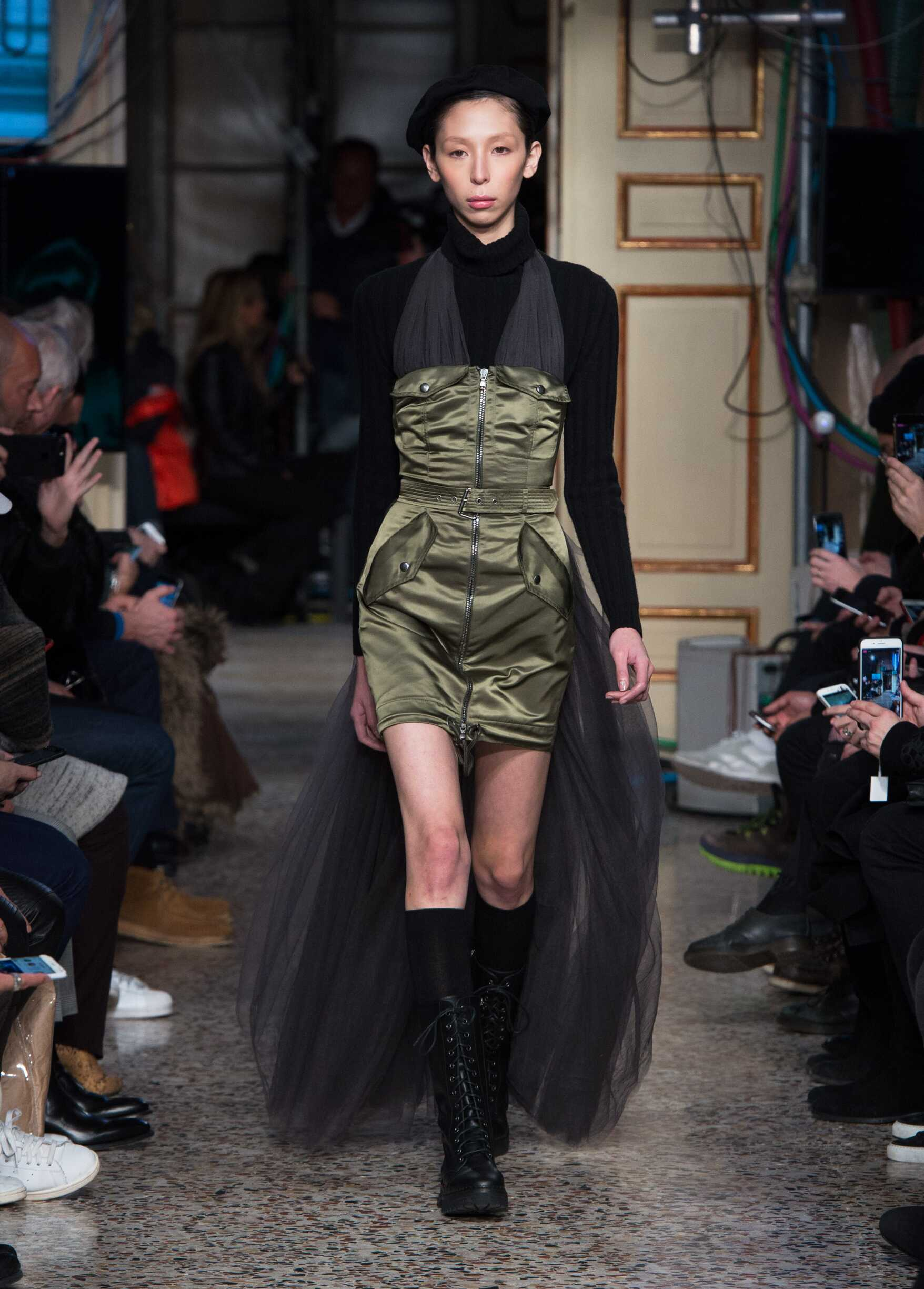 Moschino Milan Fashion Week Womenswear