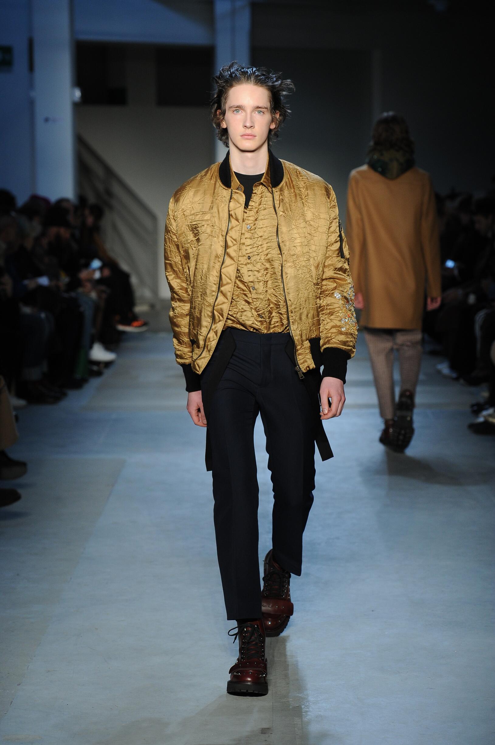N°21 FW 2017 Menswear