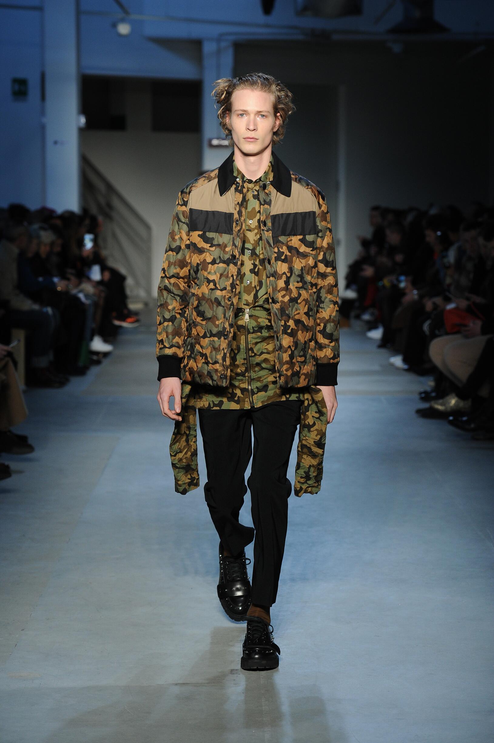 N°21 Fashion Show FW 2017