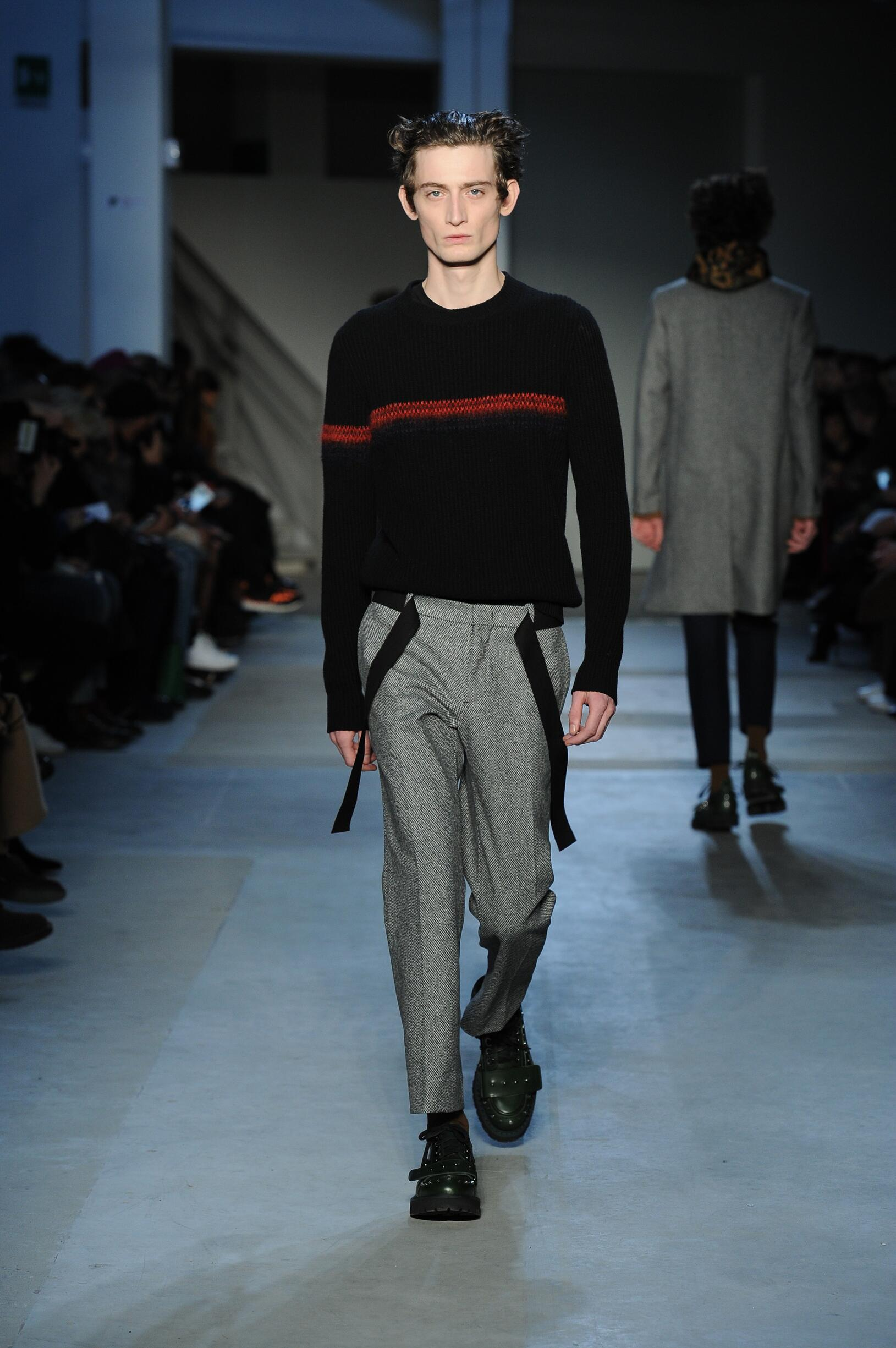 N°21 Milan Fashion Week Menswear
