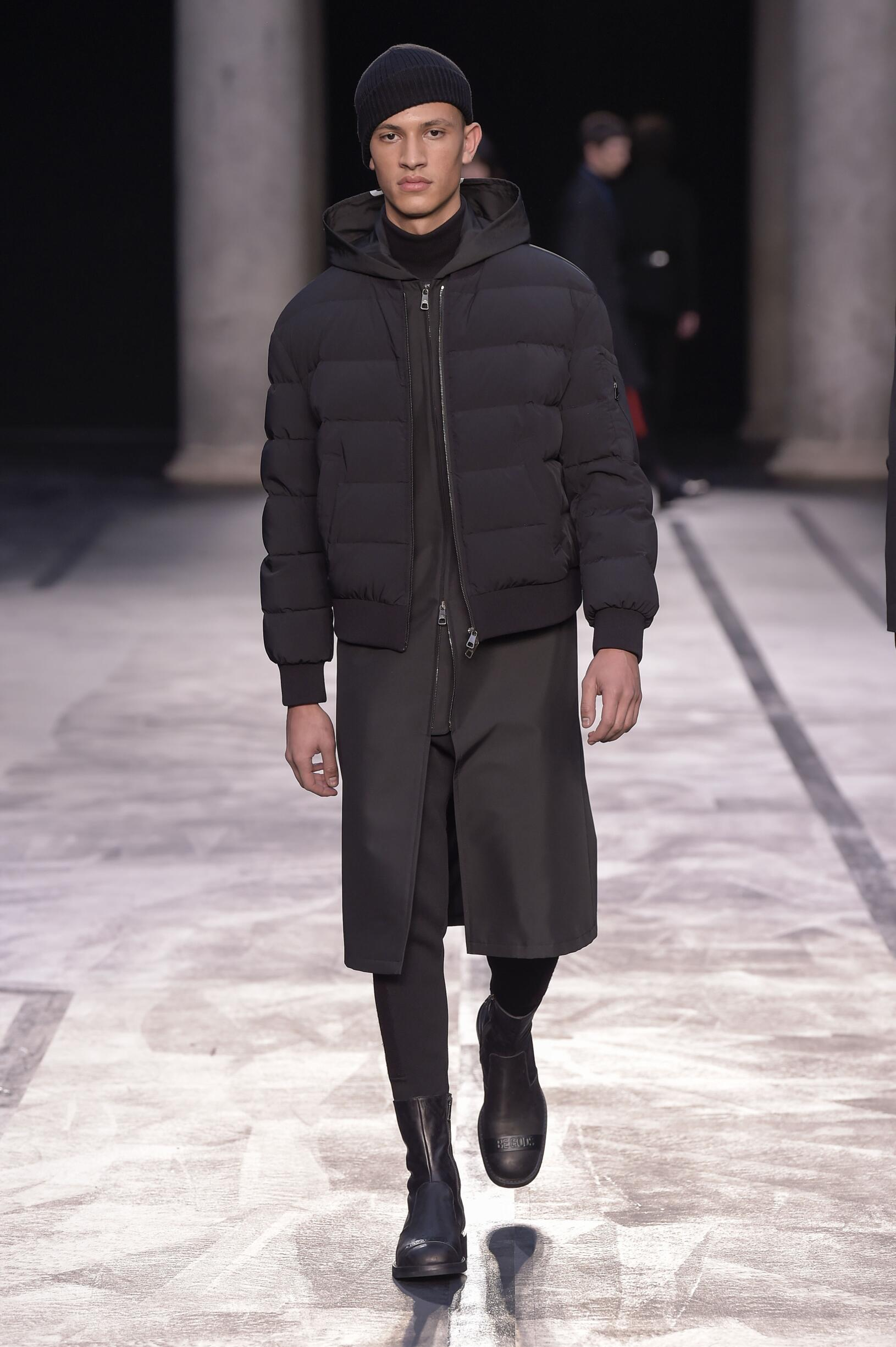 Neil Barrett Catwalk