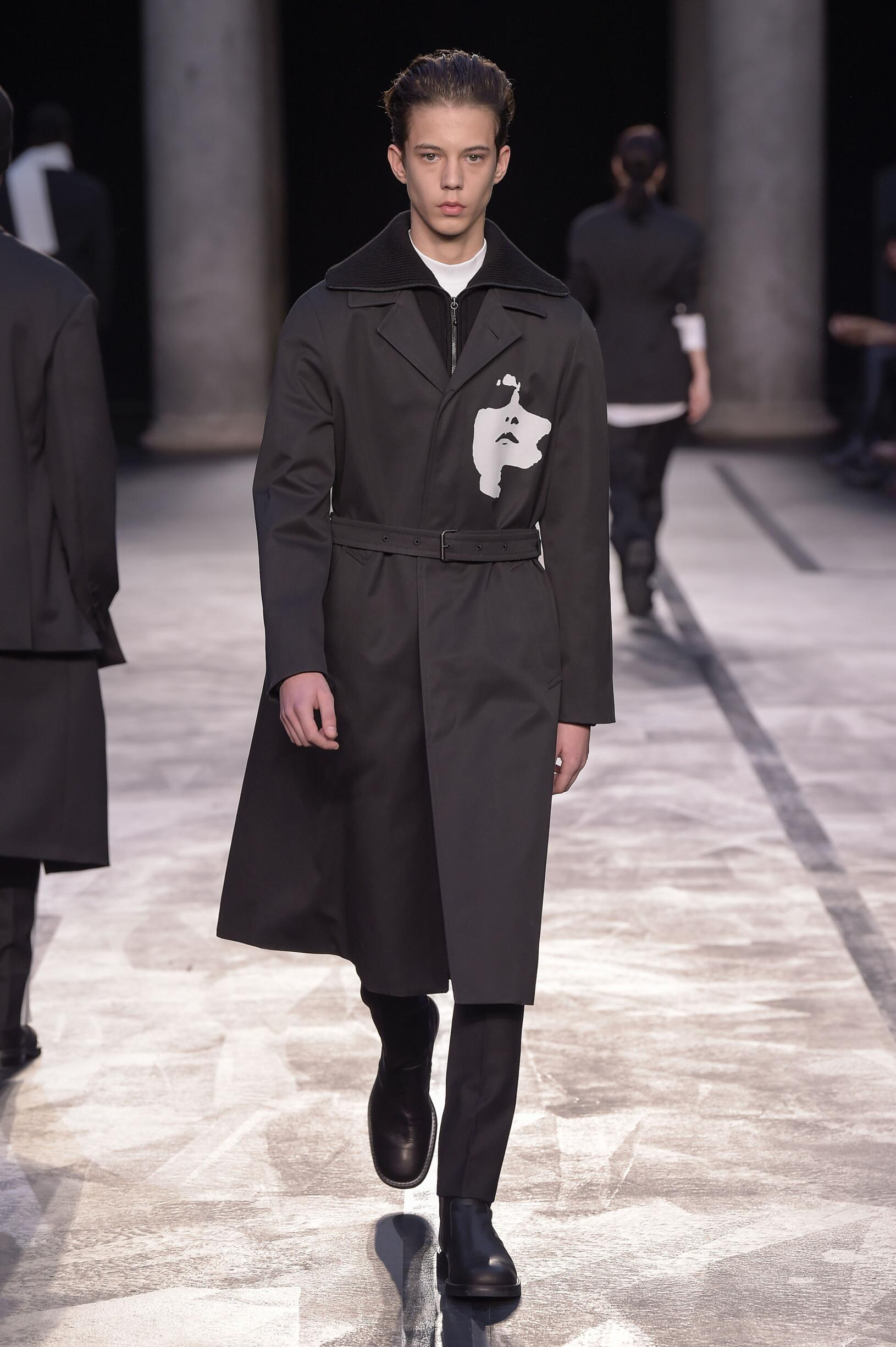 Neil Barrett Fall Winter 2017-18 Mens Collection Milan Fashion Week