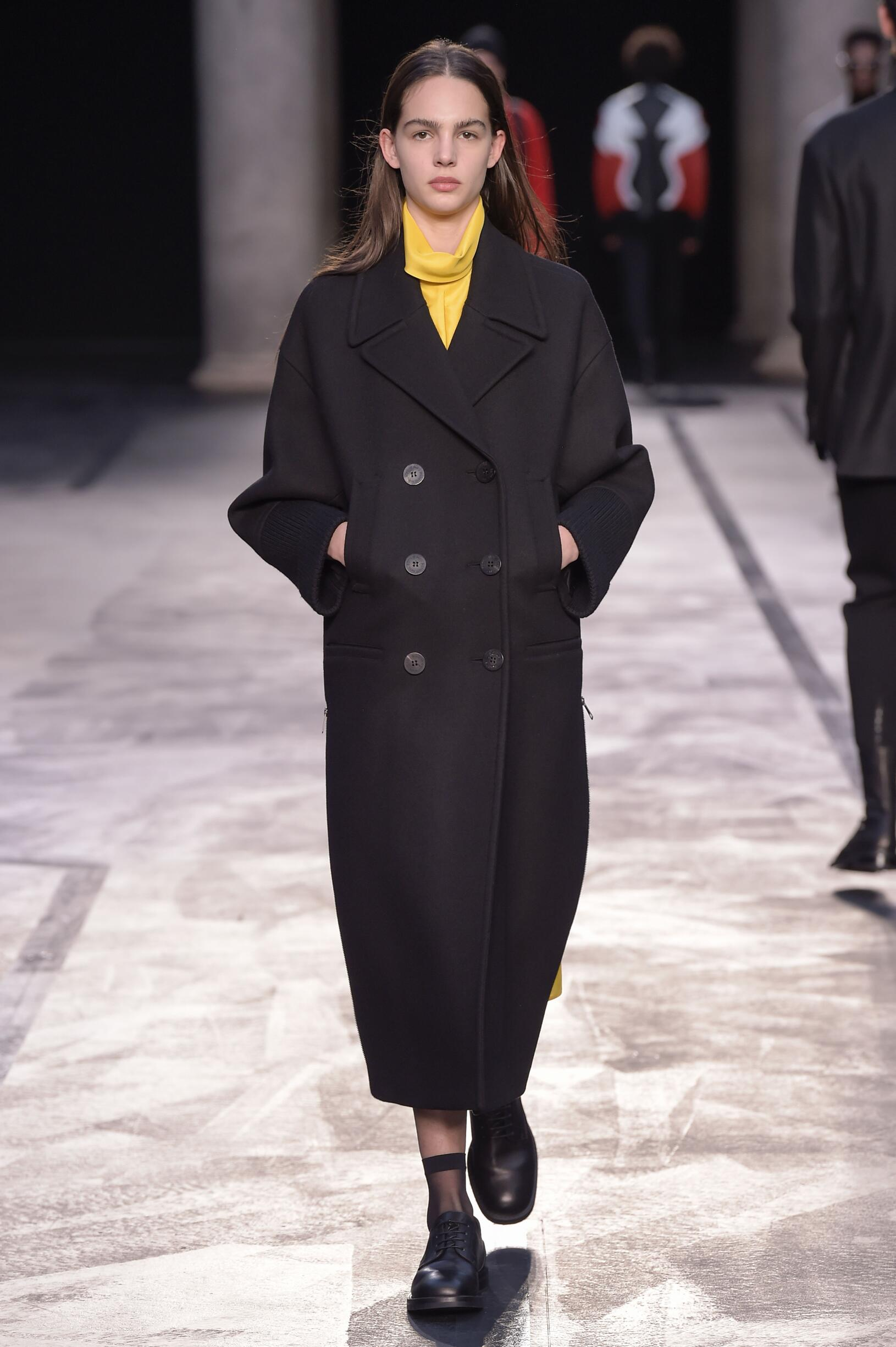 Neil Barrett Milan Fashion Week Womenswear