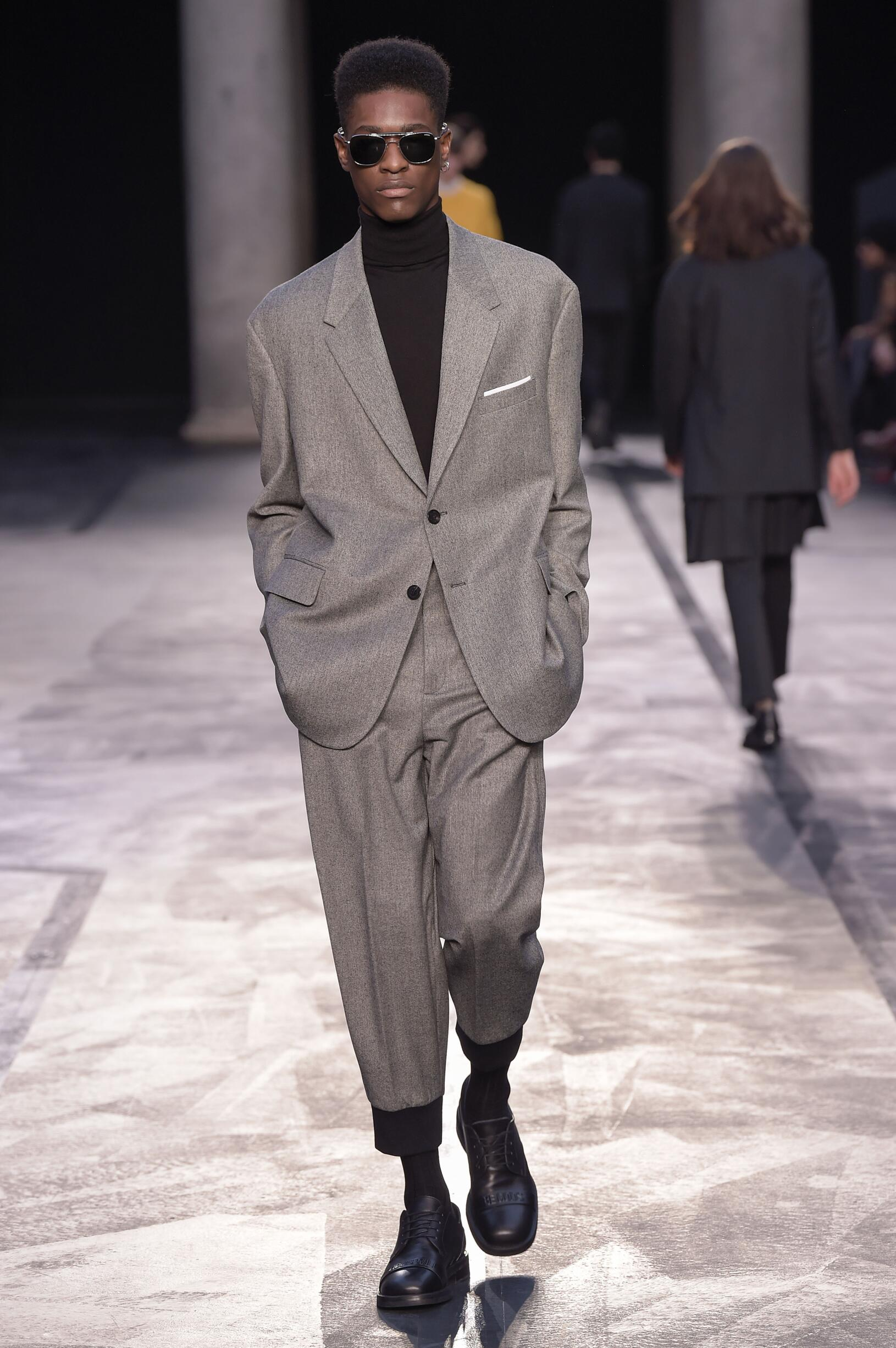 Neil Barrett Milan Fashion Week