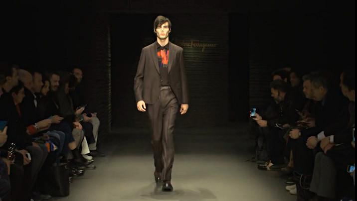 Salvatore Ferragamo Fall Winter 2017-18 Fashion Show- Milan Fashion Week