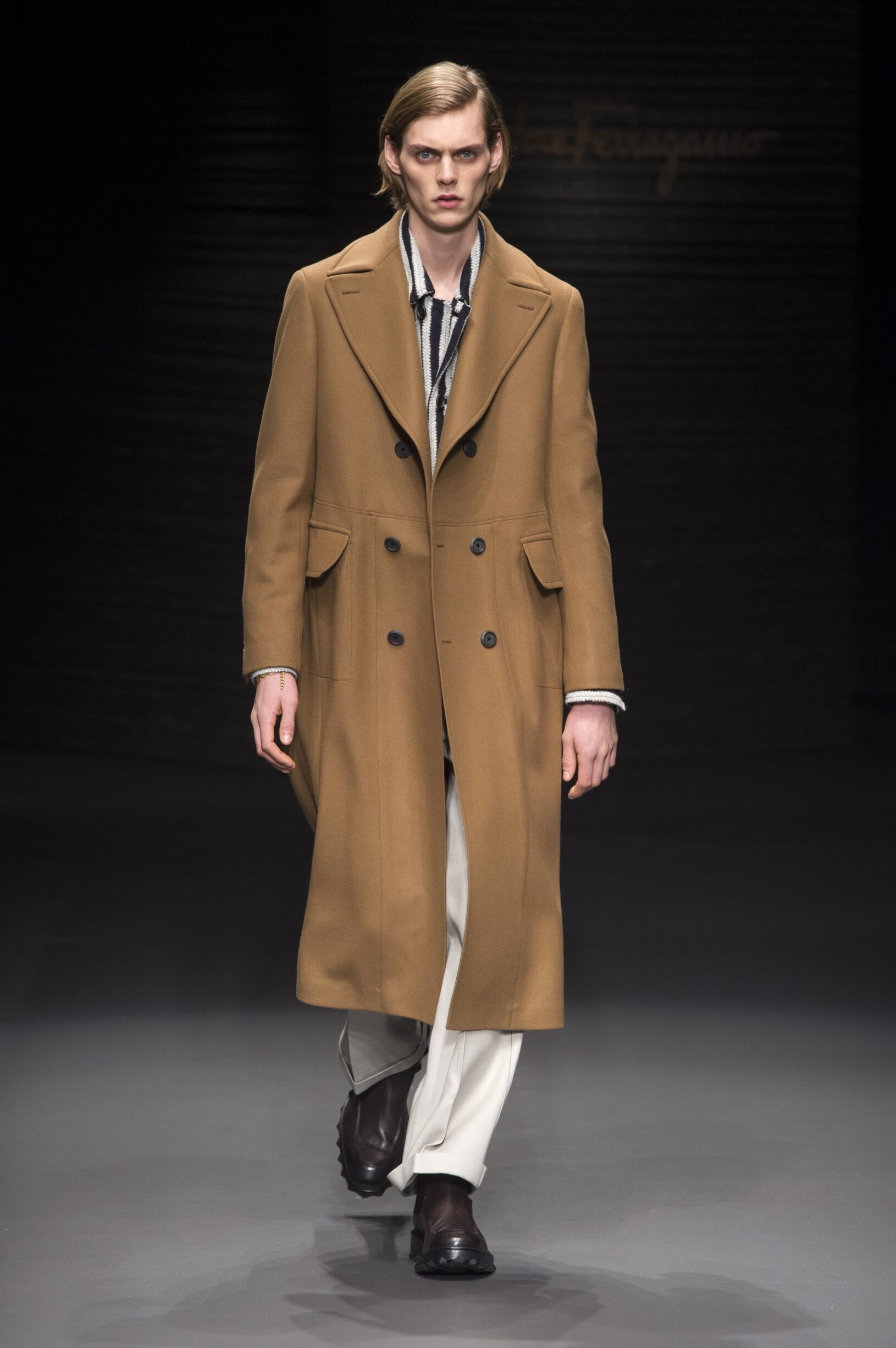 Salvatore Ferragamo Fall Winter 2017 Mens Collection Milan Fashion Week