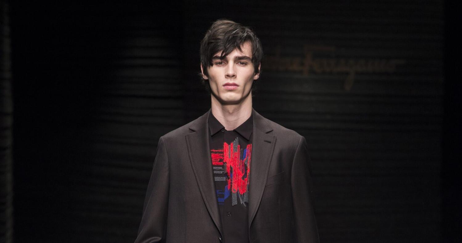Salvatore Ferragamo Fashion Show FW 2017 Milan