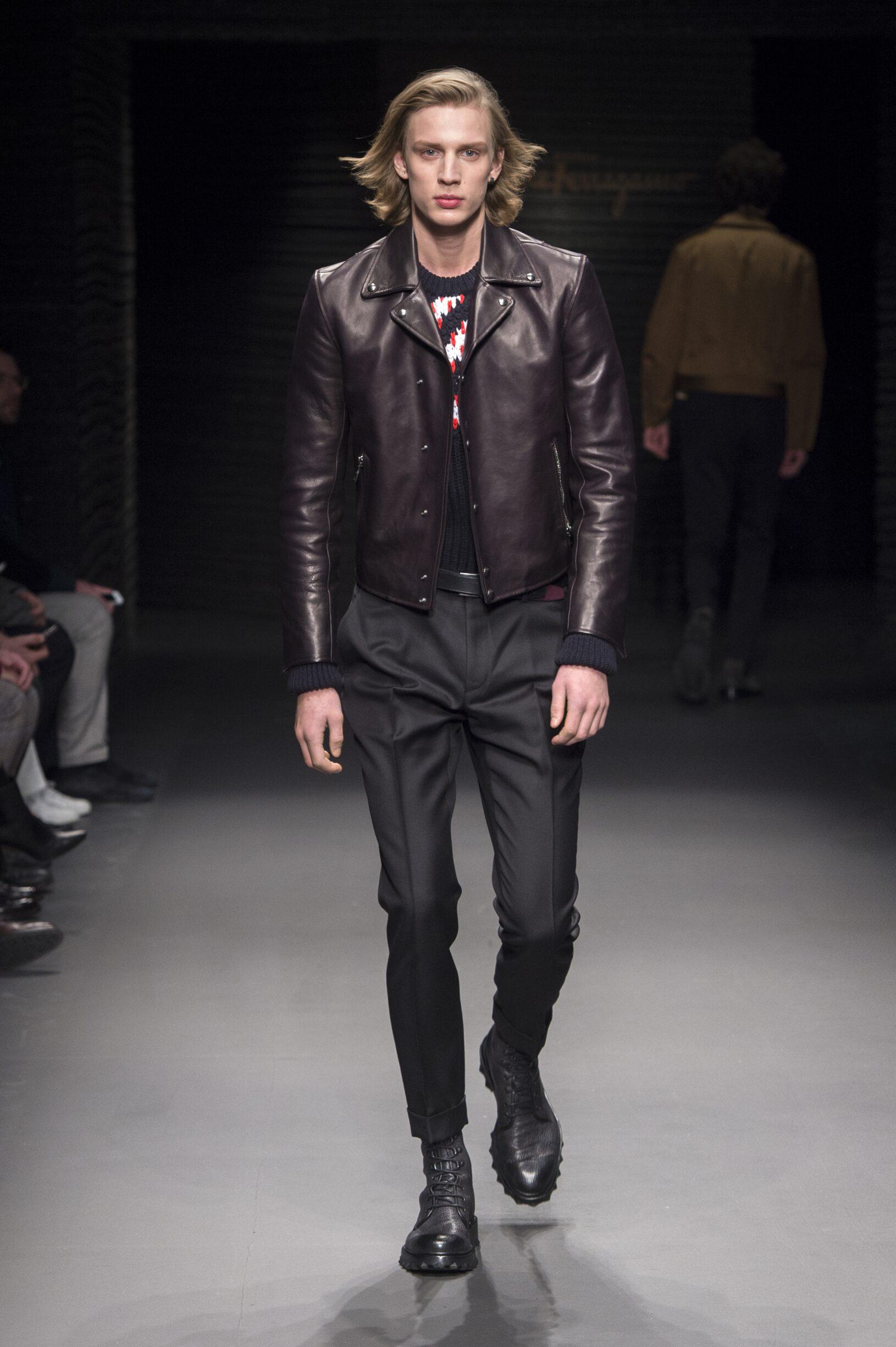 Salvatore Ferragamo Man Style
