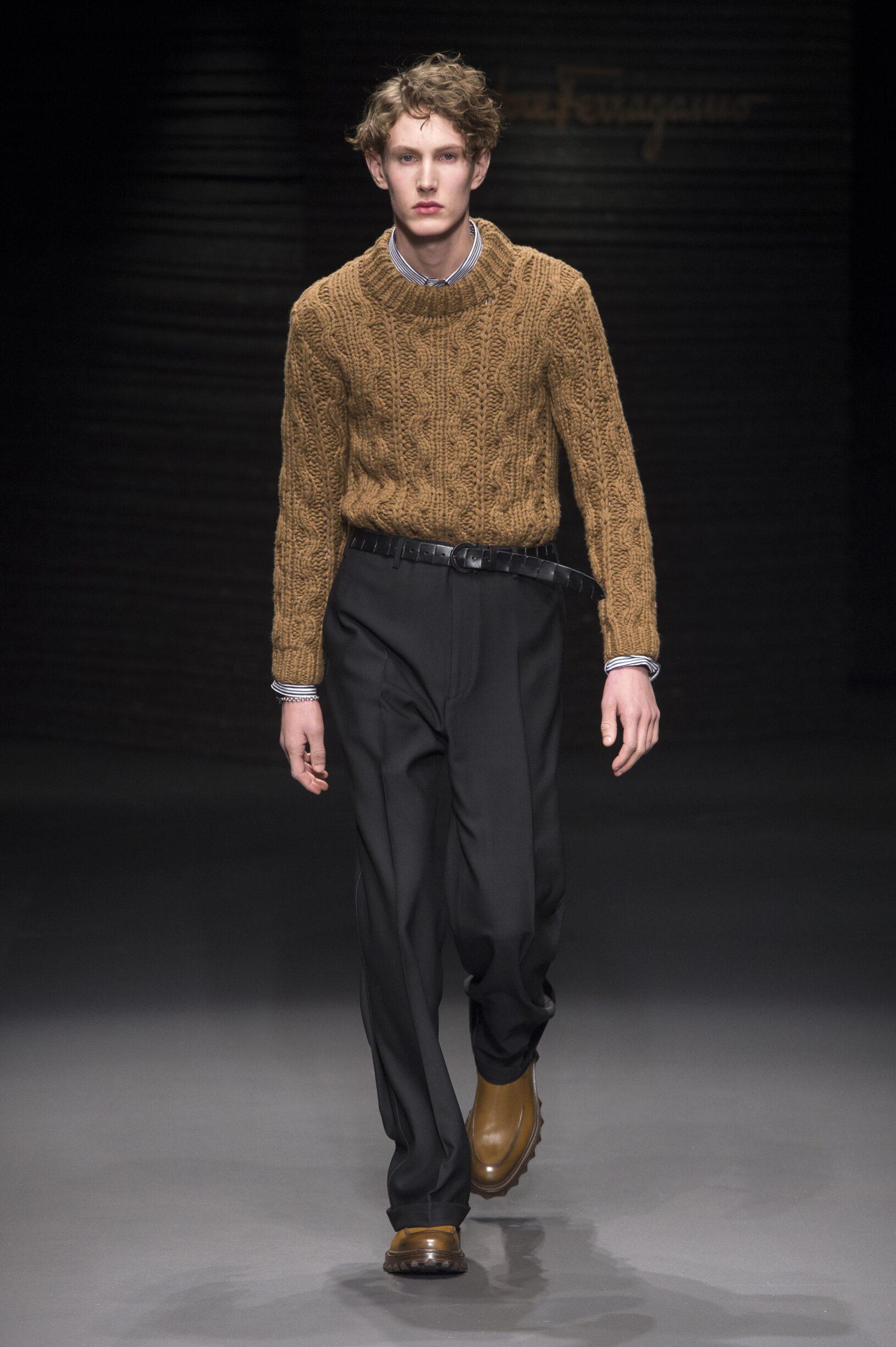 Salvatore Ferragamo Style