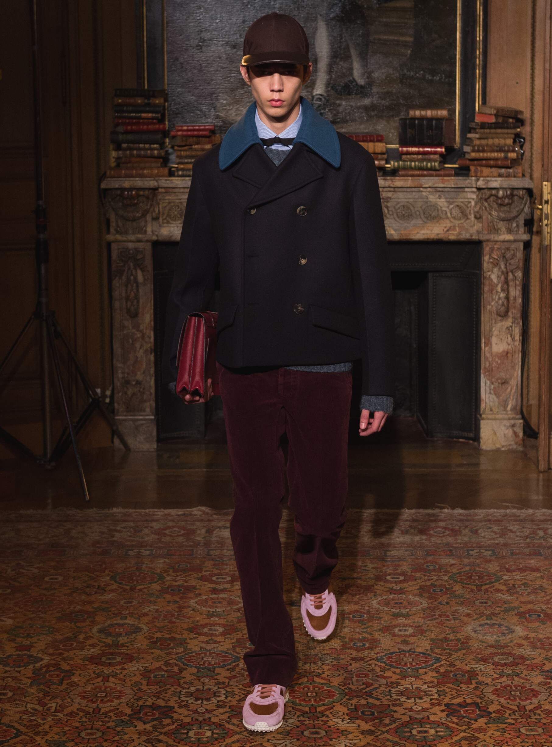 Valentino Fall Winter 2017 Mens Collection Paris Fashion Week