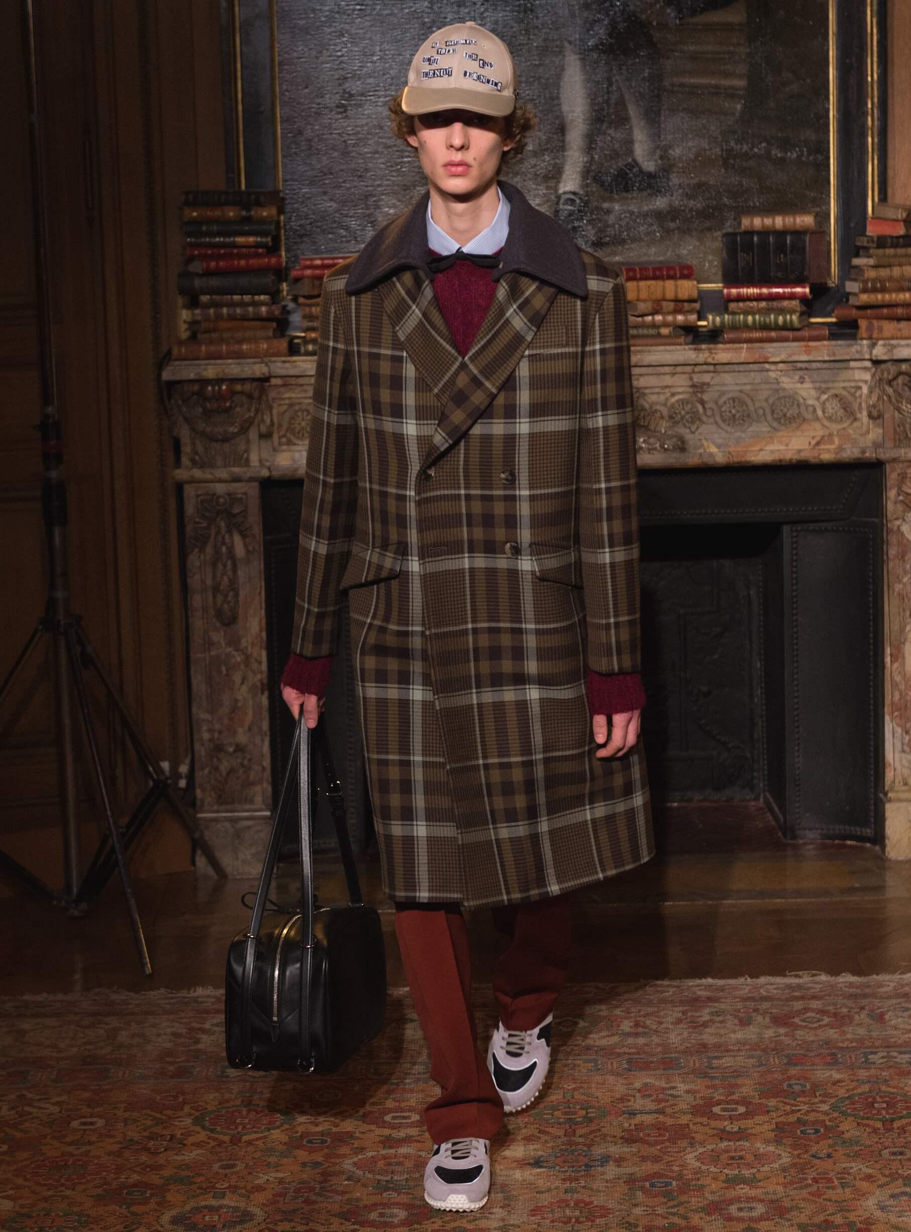 Valentino Paris Fashion Week Menswear