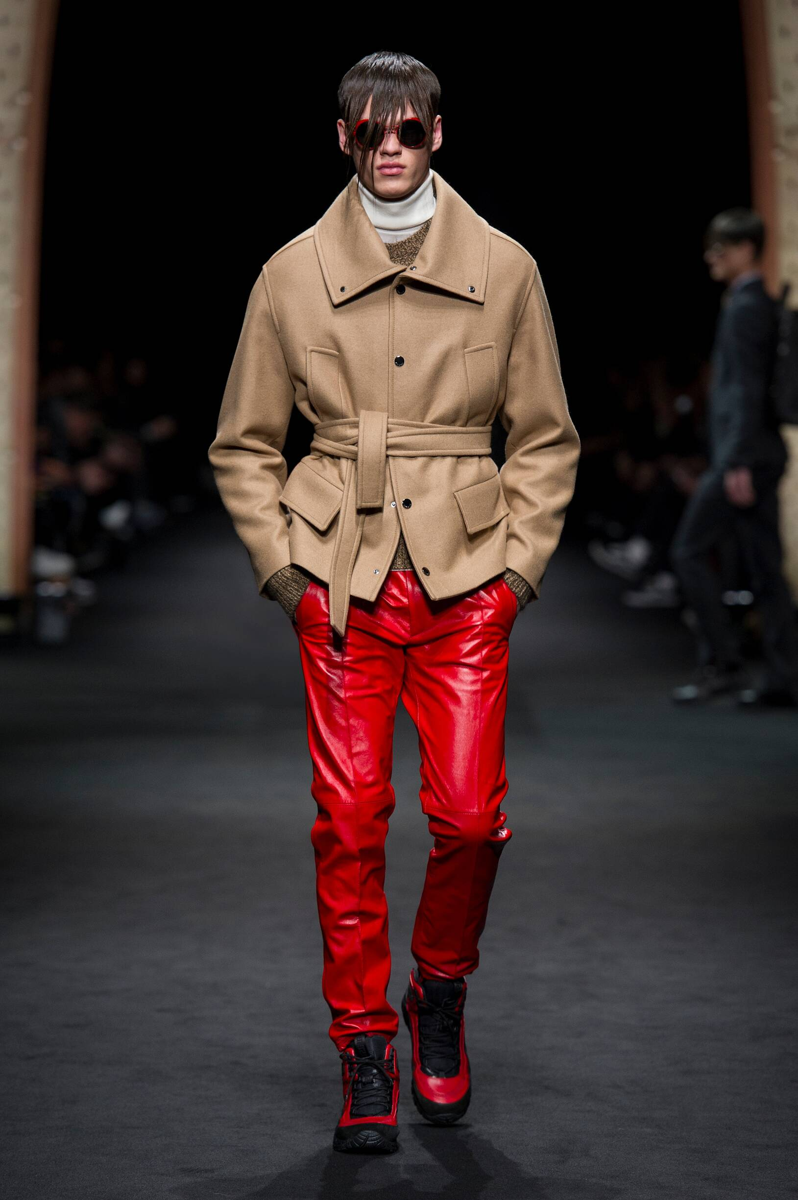Versace FW 2017 Menswear