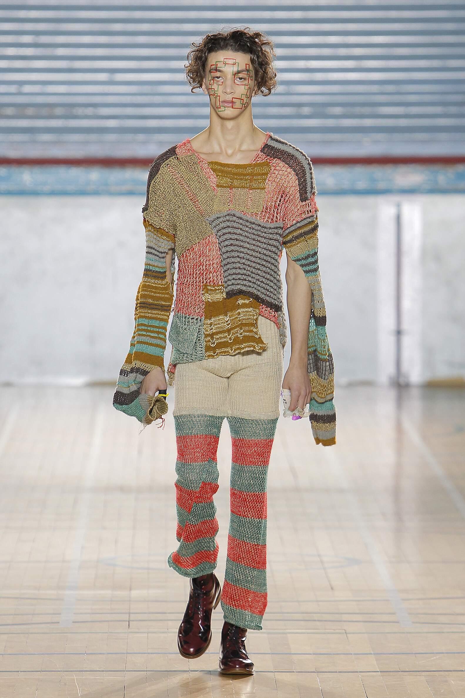 Vivienne Westwood Fashion Show FW 2017