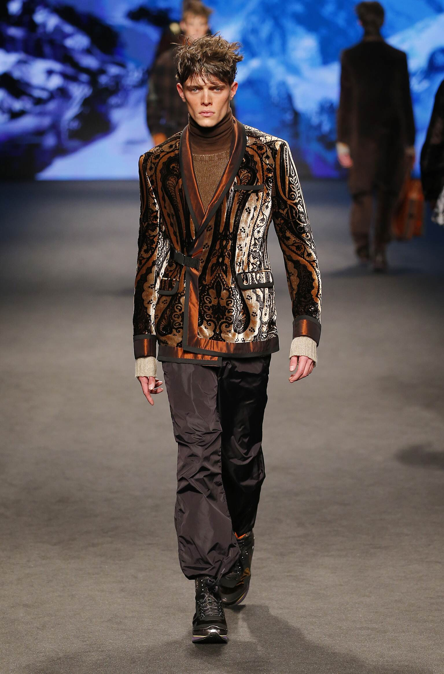 Winter 2017 Fashion Trends Etro