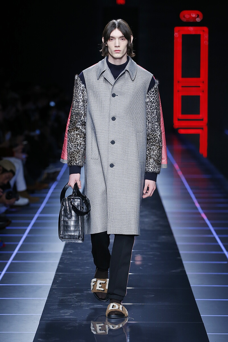Winter 2017 Fashion Trends Fendi
